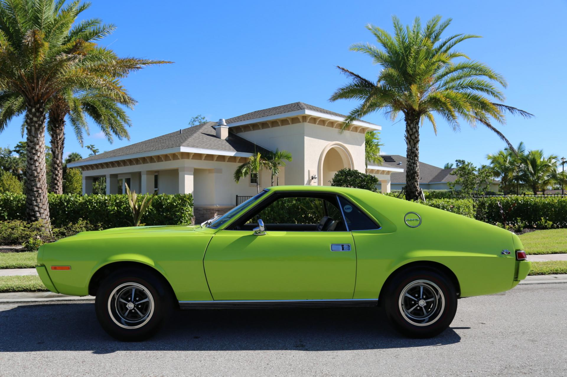 Used 1968 AMC AMX for sale Sold at Muscle Cars for Sale Inc. in Fort Myers FL 33912 2