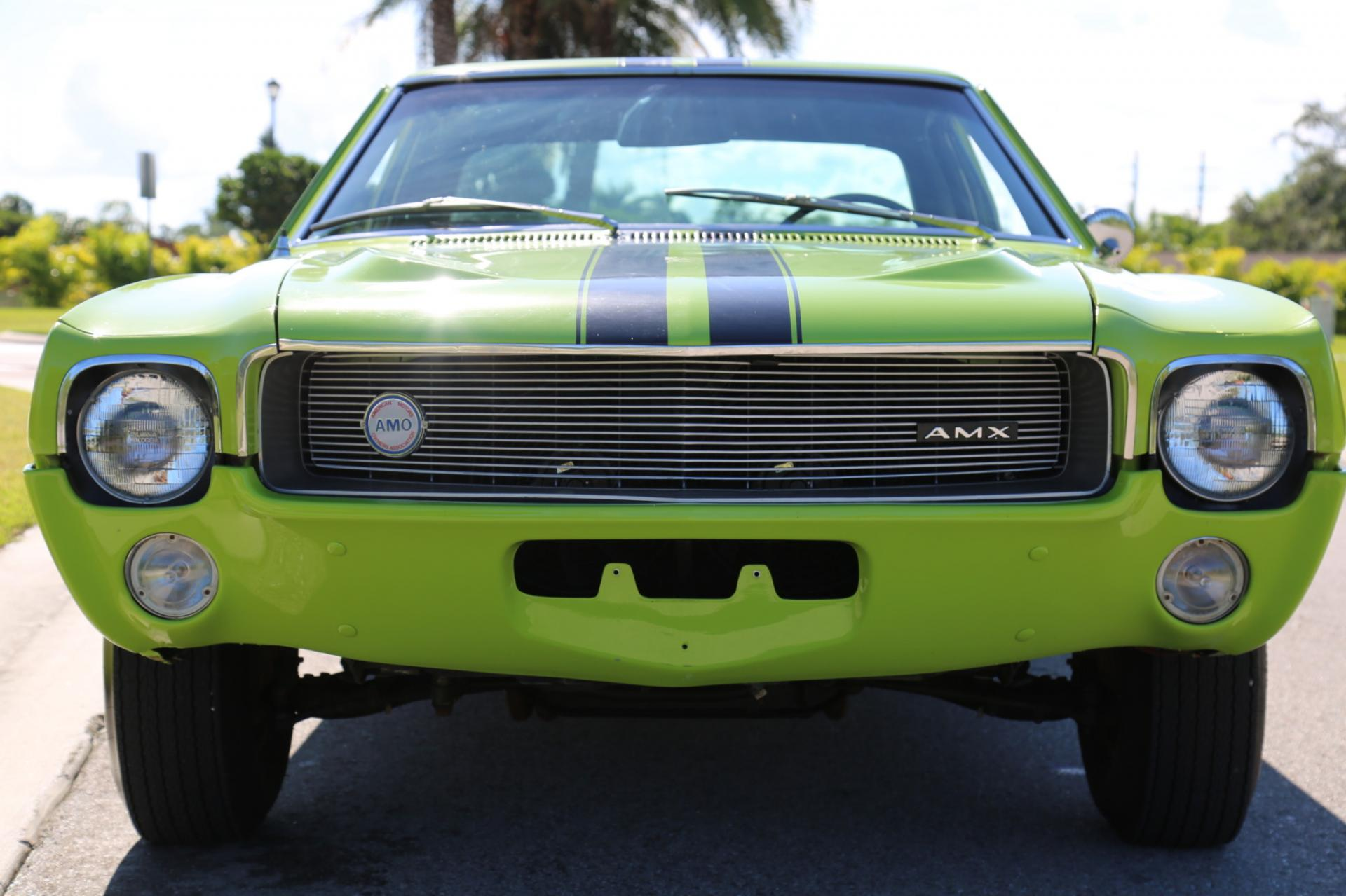 Used 1968 AMC AMX for sale Sold at Muscle Cars for Sale Inc. in Fort Myers FL 33912 5