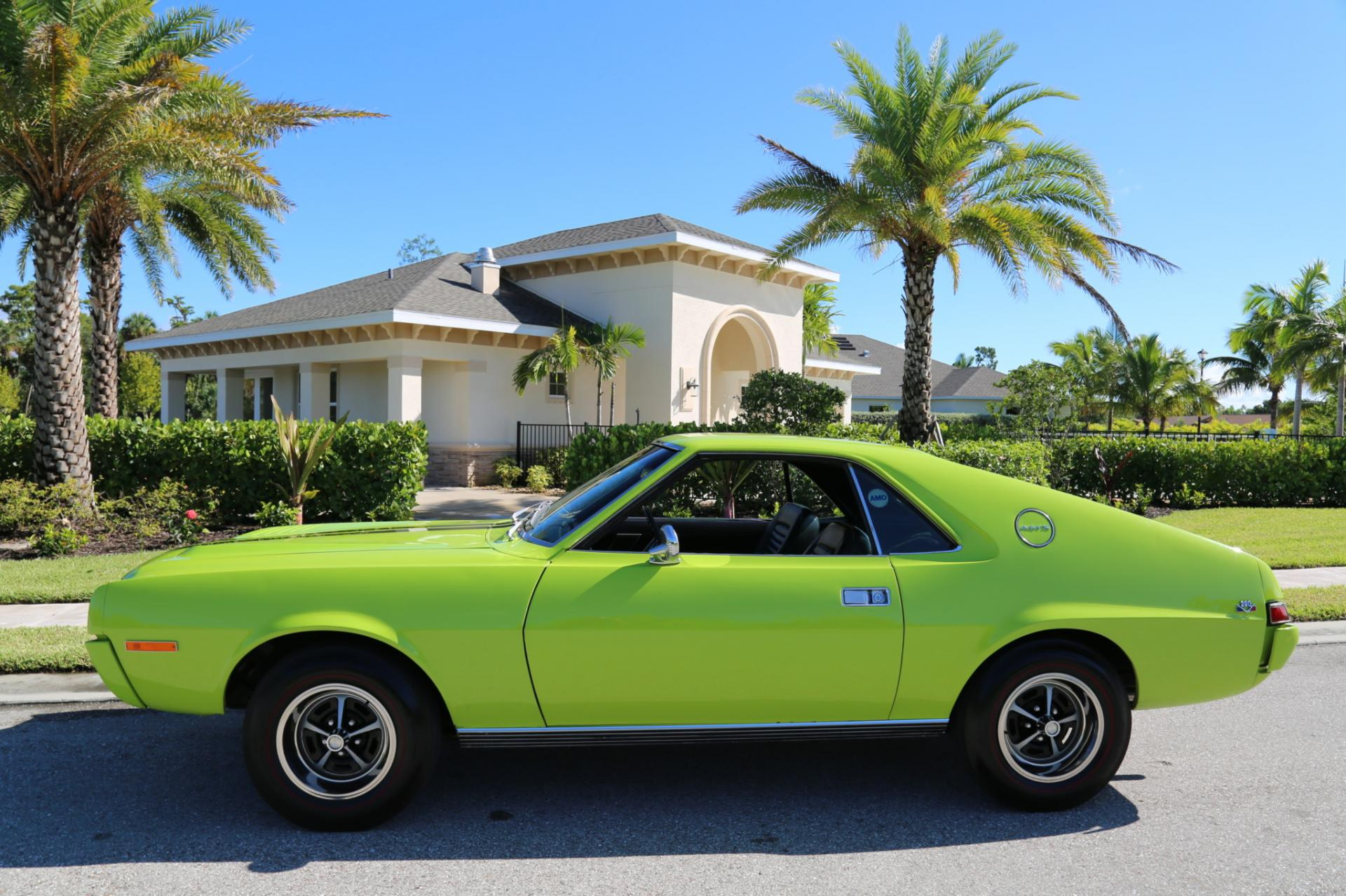 Used 1968 AMC AMX for sale Sold at Muscle Cars for Sale Inc. in Fort Myers FL 33912 8