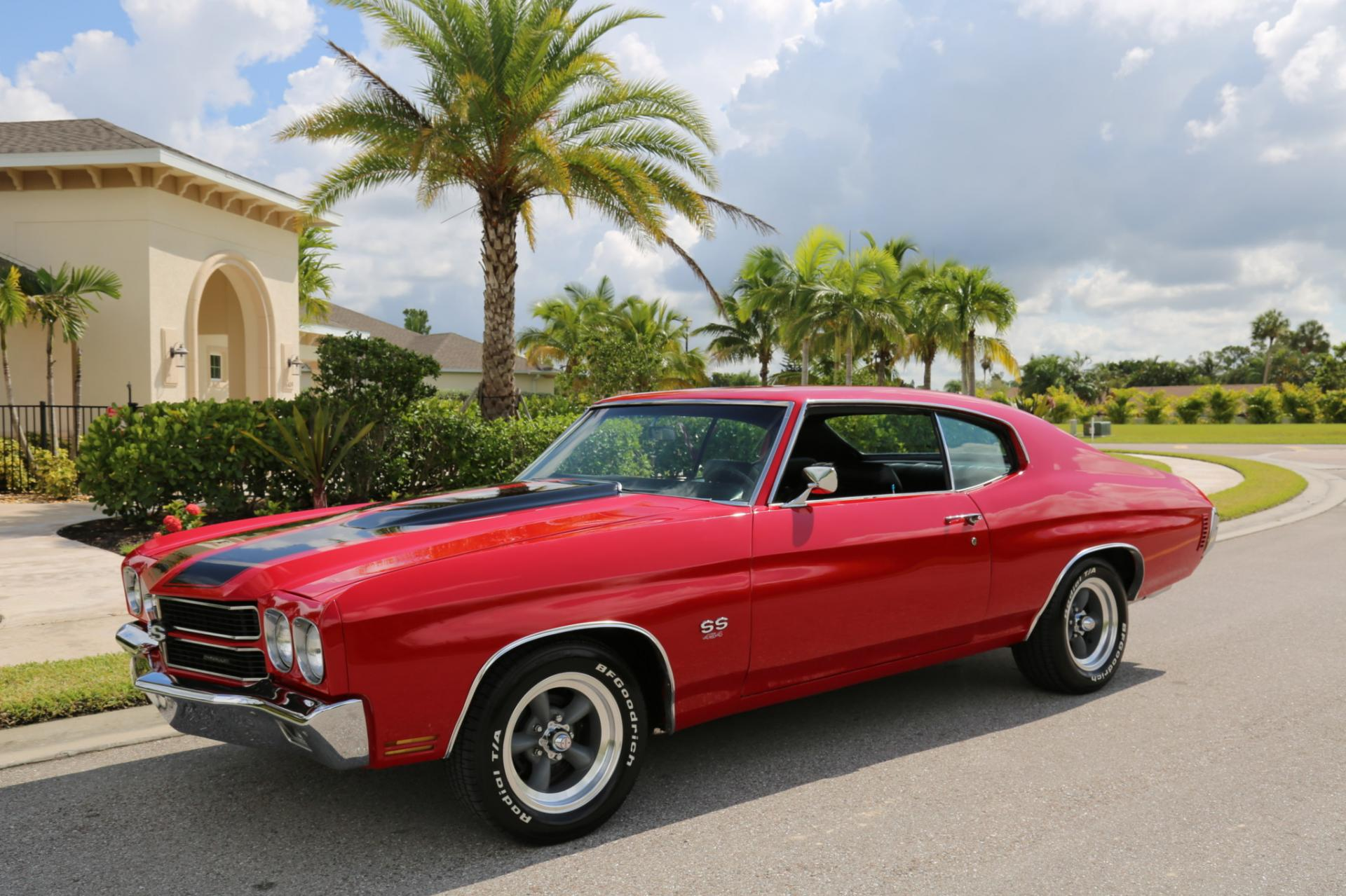 Used 1970 Chevrolet Chevelle SS for sale Sold at Muscle Cars for Sale Inc. in Fort Myers FL 33912 8