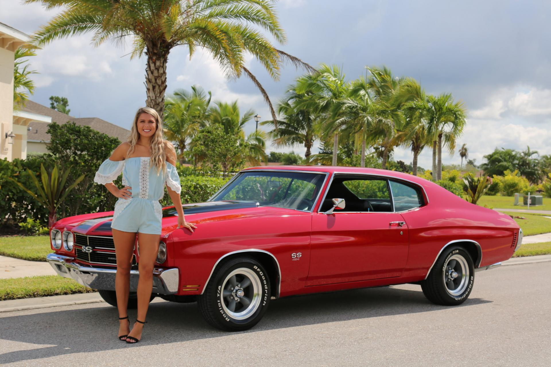 Used 1970 Chevrolet Chevelle SS for sale Sold at Muscle Cars for Sale Inc. in Fort Myers FL 33912 1