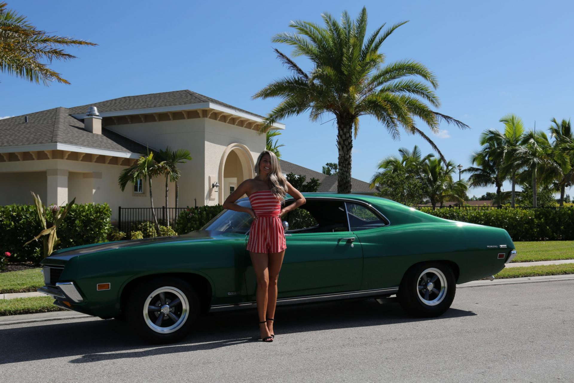Used 1971 Ford Torino Cobra for sale $29,900 at Muscle Cars for Sale Inc. in Fort Myers FL 33912 3