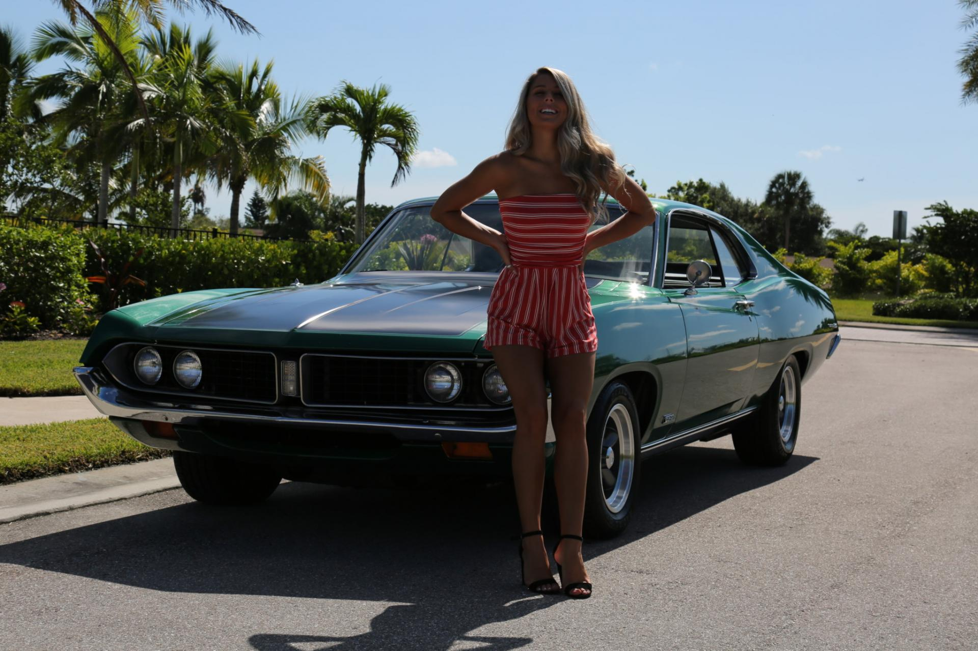 Used 1971 Ford Torino Cobra for sale $29,900 at Muscle Cars for Sale Inc. in Fort Myers FL 33912 4