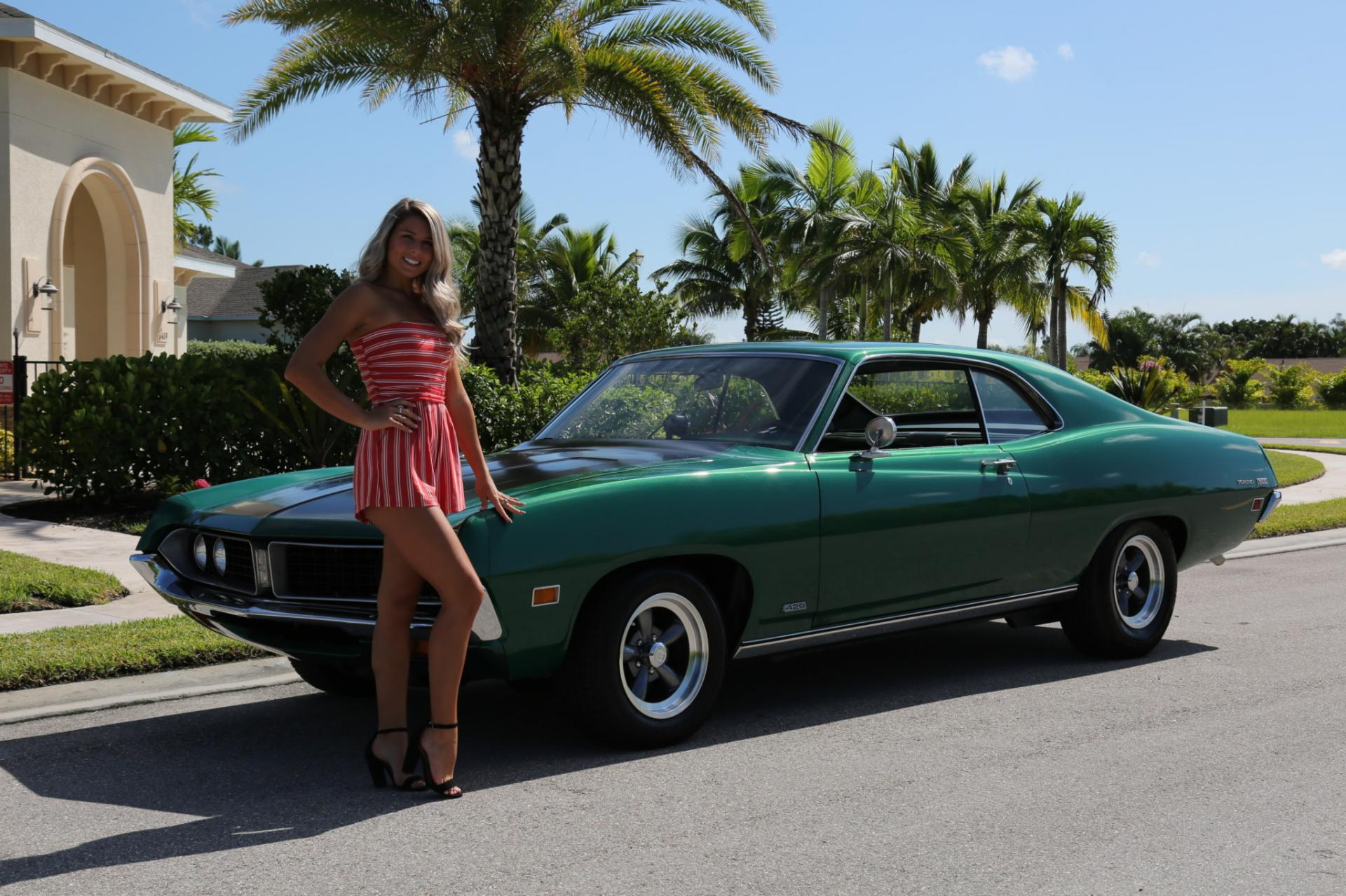 Used 1971 Ford Torino Cobra for sale $29,900 at Muscle Cars for Sale Inc. in Fort Myers FL 33912 1