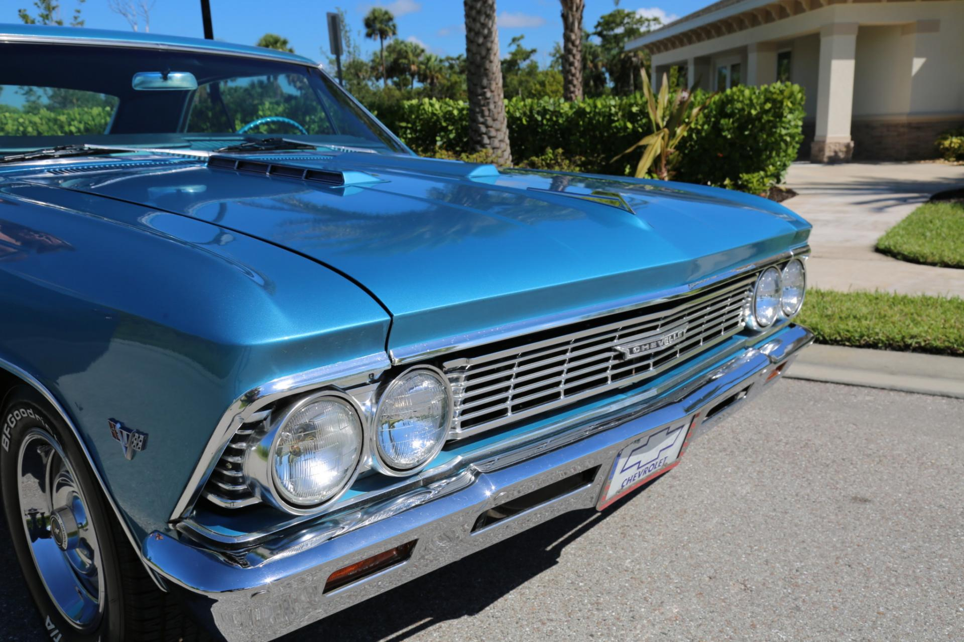 Used 1966 Chevrolet Malibu for sale Sold at Muscle Cars for Sale Inc. in Fort Myers FL 33912 3