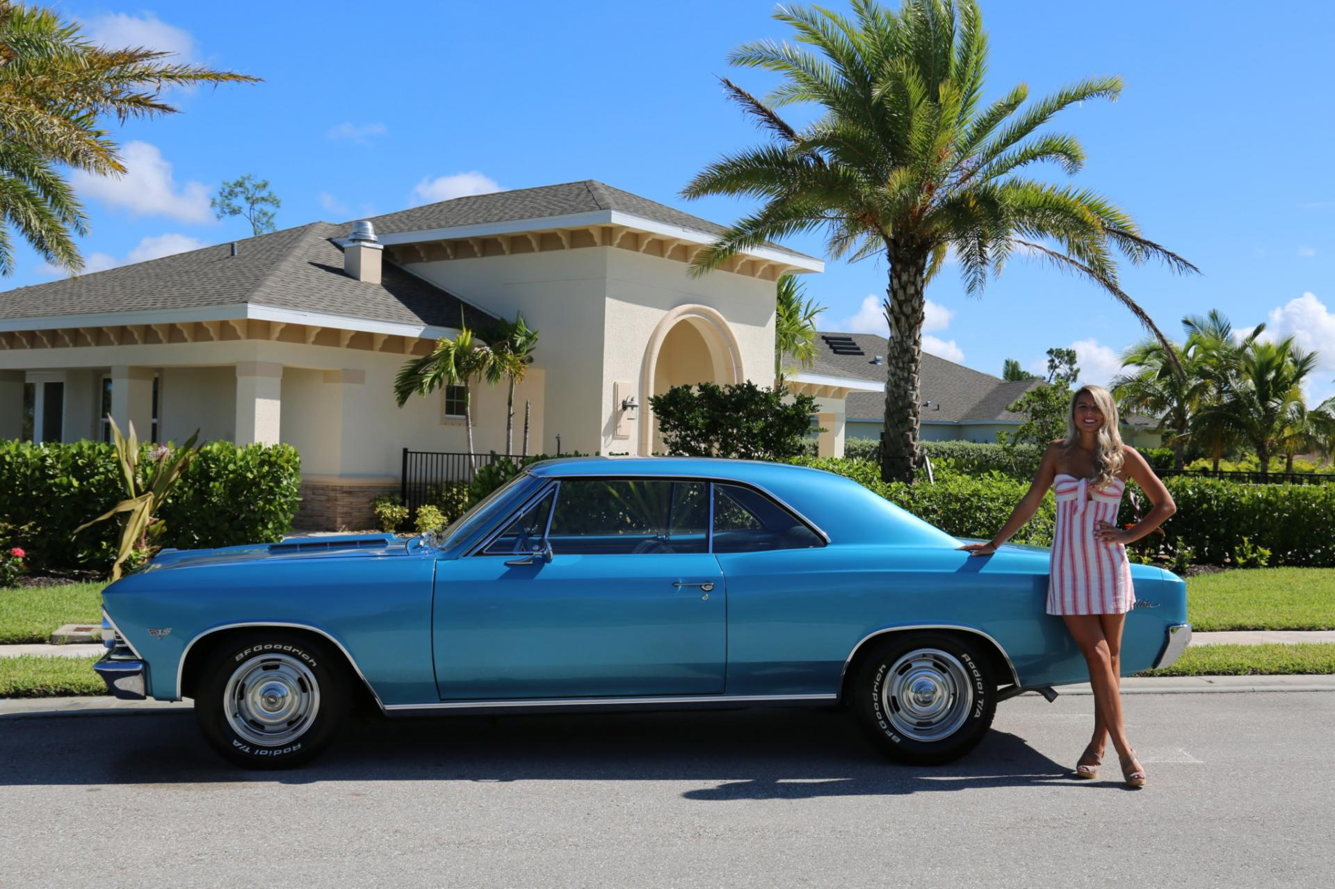 Used 1966 Chevrolet Malibu for sale $31,095 at Muscle Cars for Sale Inc. in Fort Myers FL 33912 5