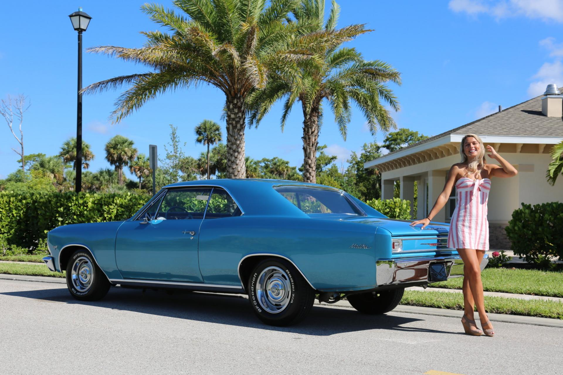 Used 1966 Chevrolet Malibu for sale Sold at Muscle Cars for Sale Inc. in Fort Myers FL 33912 6