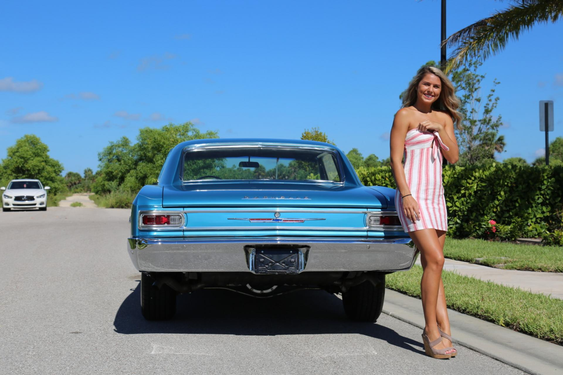 Used 1966 Chevrolet Malibu for sale Sold at Muscle Cars for Sale Inc. in Fort Myers FL 33912 7