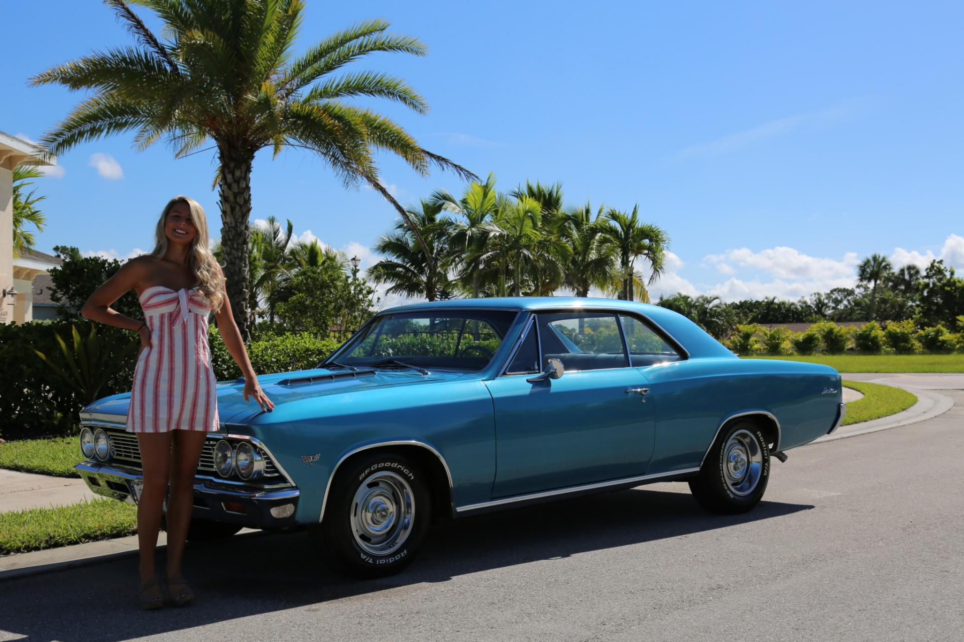Used 1966 Chevrolet Malibu for sale $31,095 at Muscle Cars for Sale Inc. in Fort Myers FL 33912 1