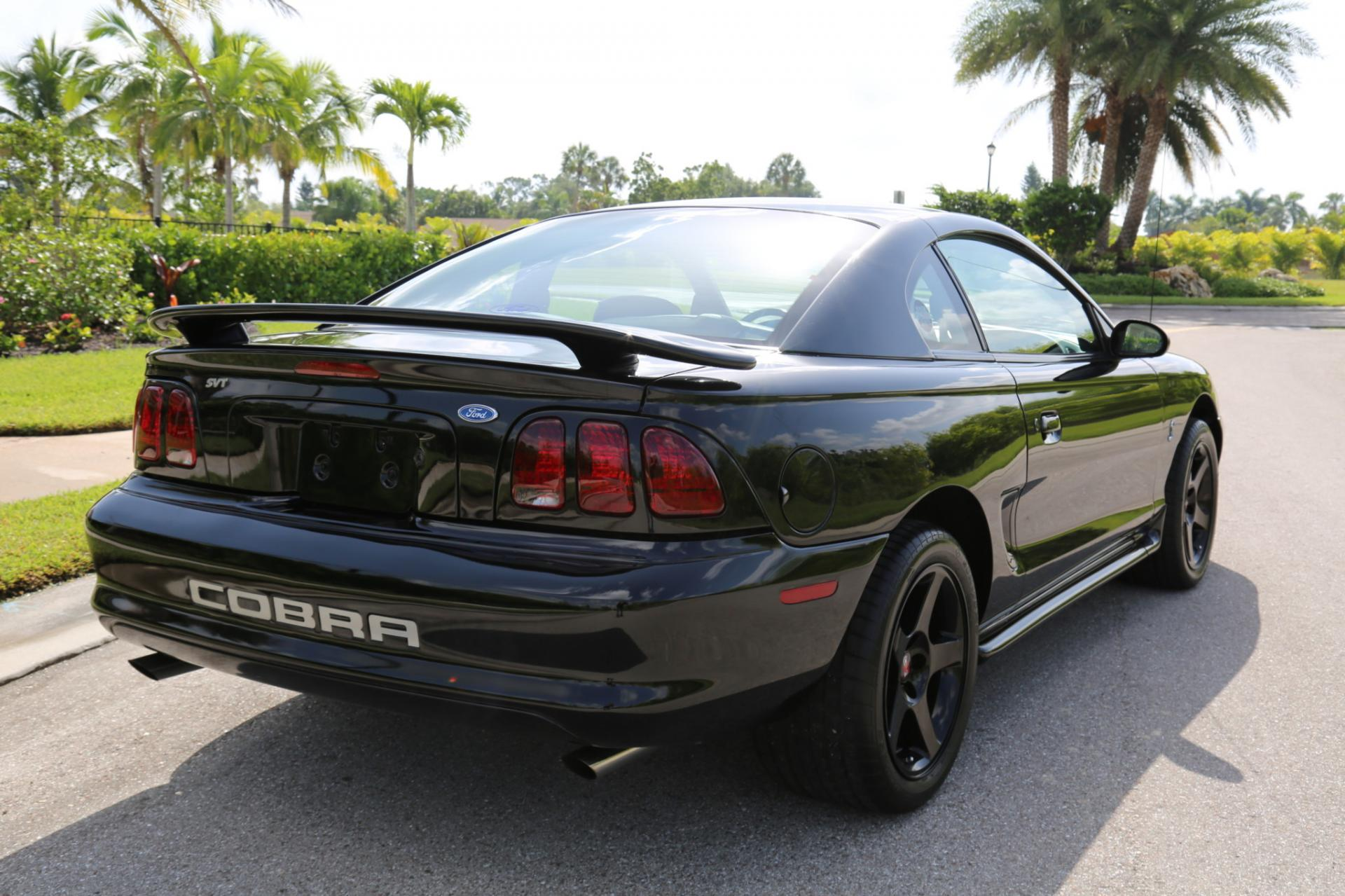 Used 1996 Mustang Cobra SVT for sale $22,500 at Muscle Cars for Sale Inc. in Fort Myers FL 33912 5