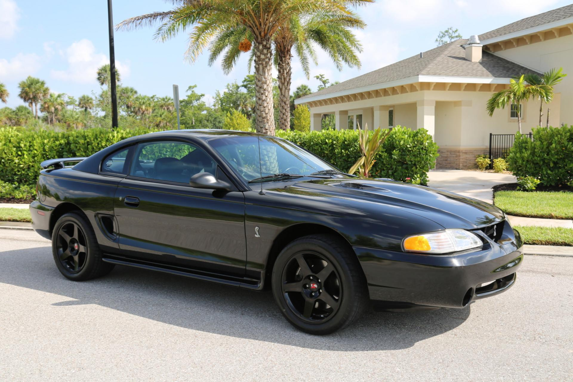Used 1996 Mustang Cobra SVT for sale $22,500 at Muscle Cars for Sale Inc. in Fort Myers FL 33912 7