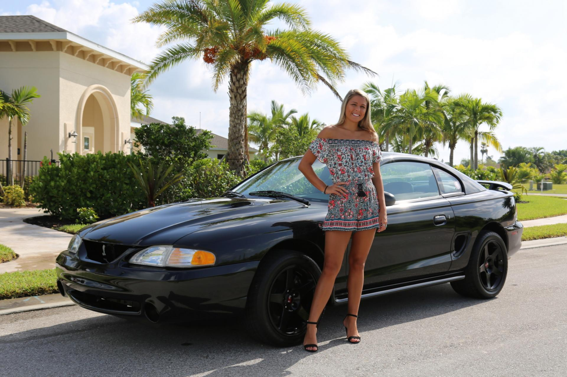 Used 1996 Mustang Cobra SVT for sale $22,500 at Muscle Cars for Sale Inc. in Fort Myers FL 33912 1