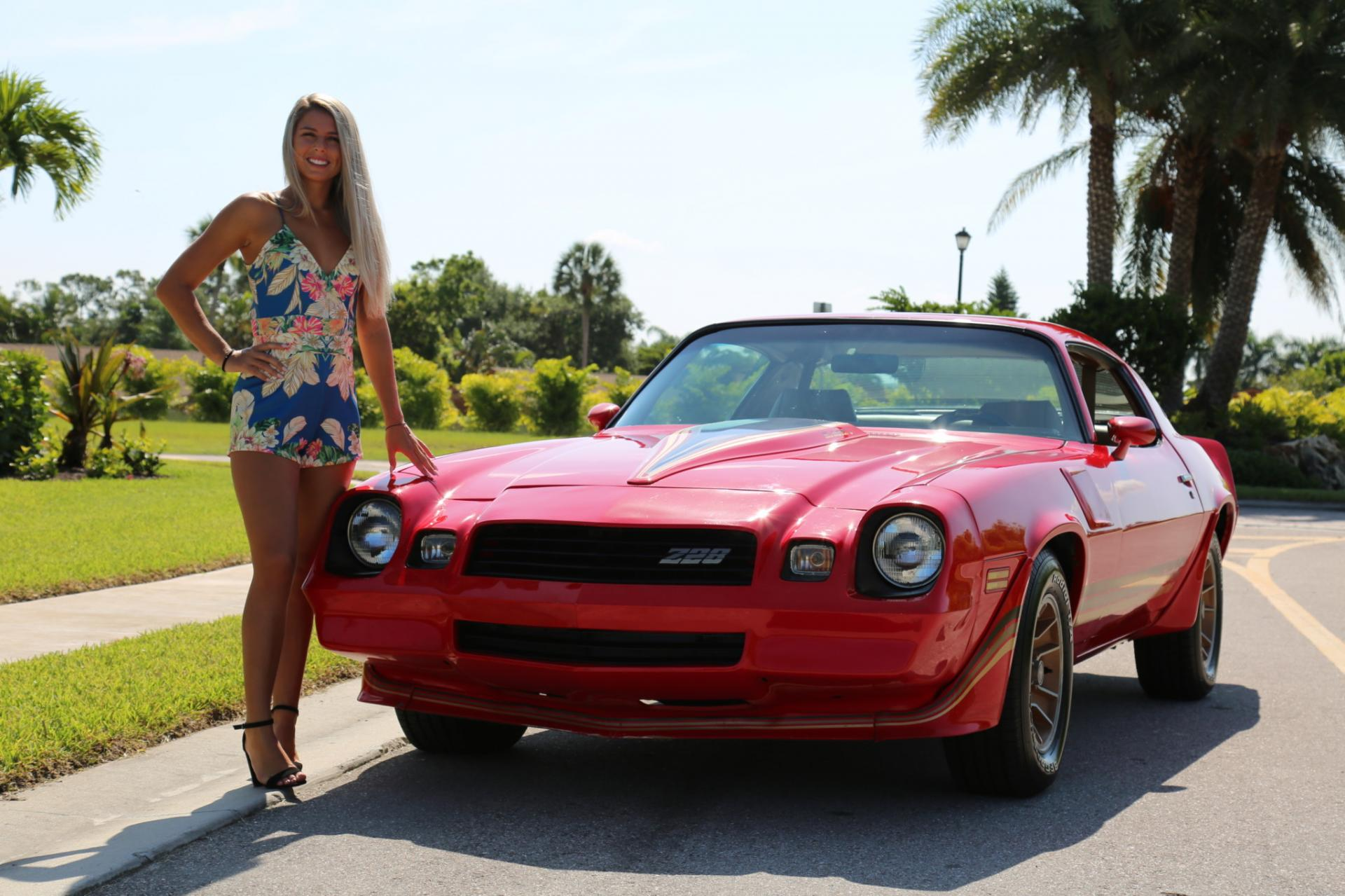 Used 1980 Chevrolet Camaro Z/28 for sale Sold at Muscle Cars for Sale Inc. in Fort Myers FL 33912 2