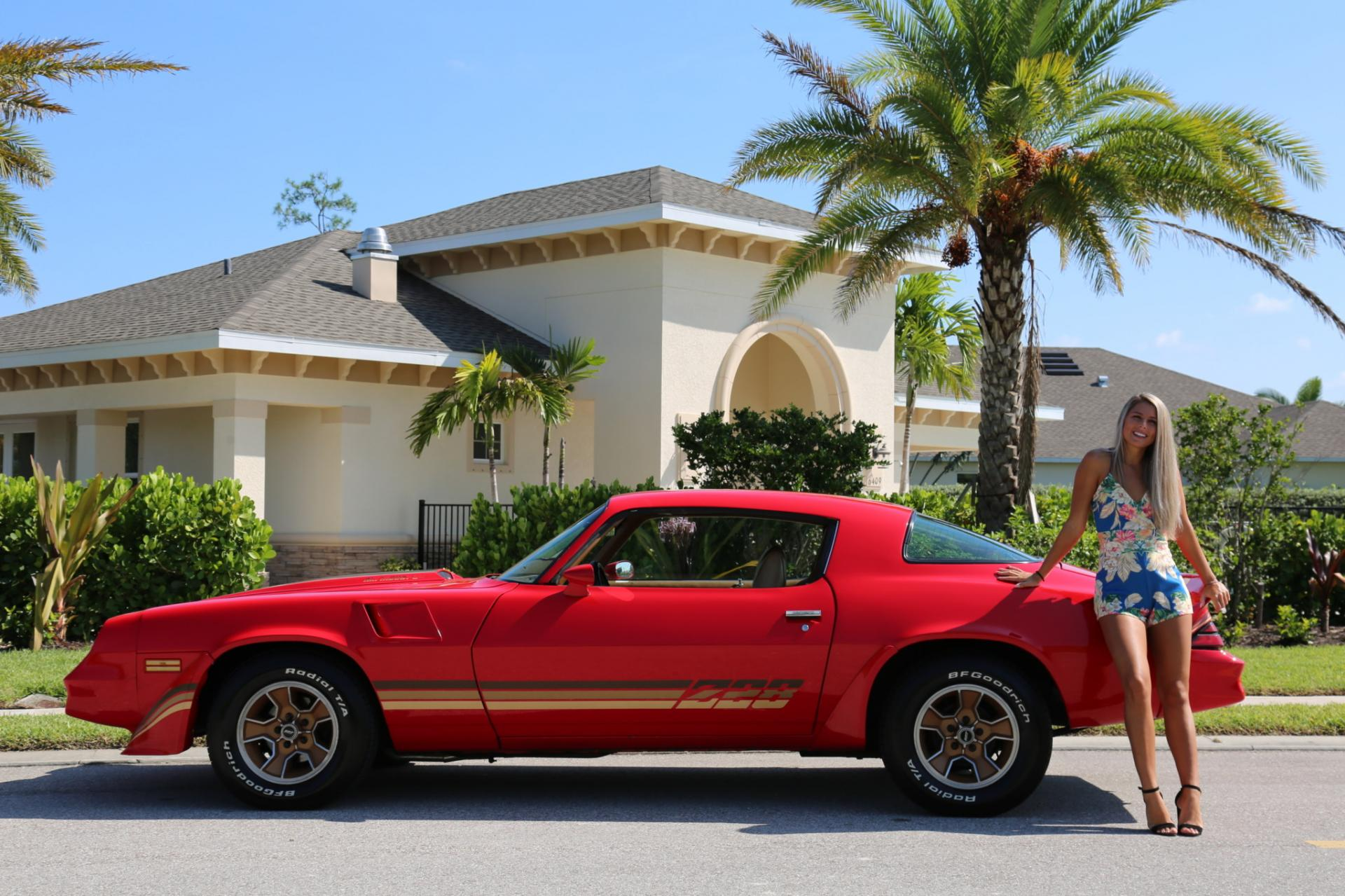 Used 1980 Chevrolet Camaro Z/28 for sale Sold at Muscle Cars for Sale Inc. in Fort Myers FL 33912 4