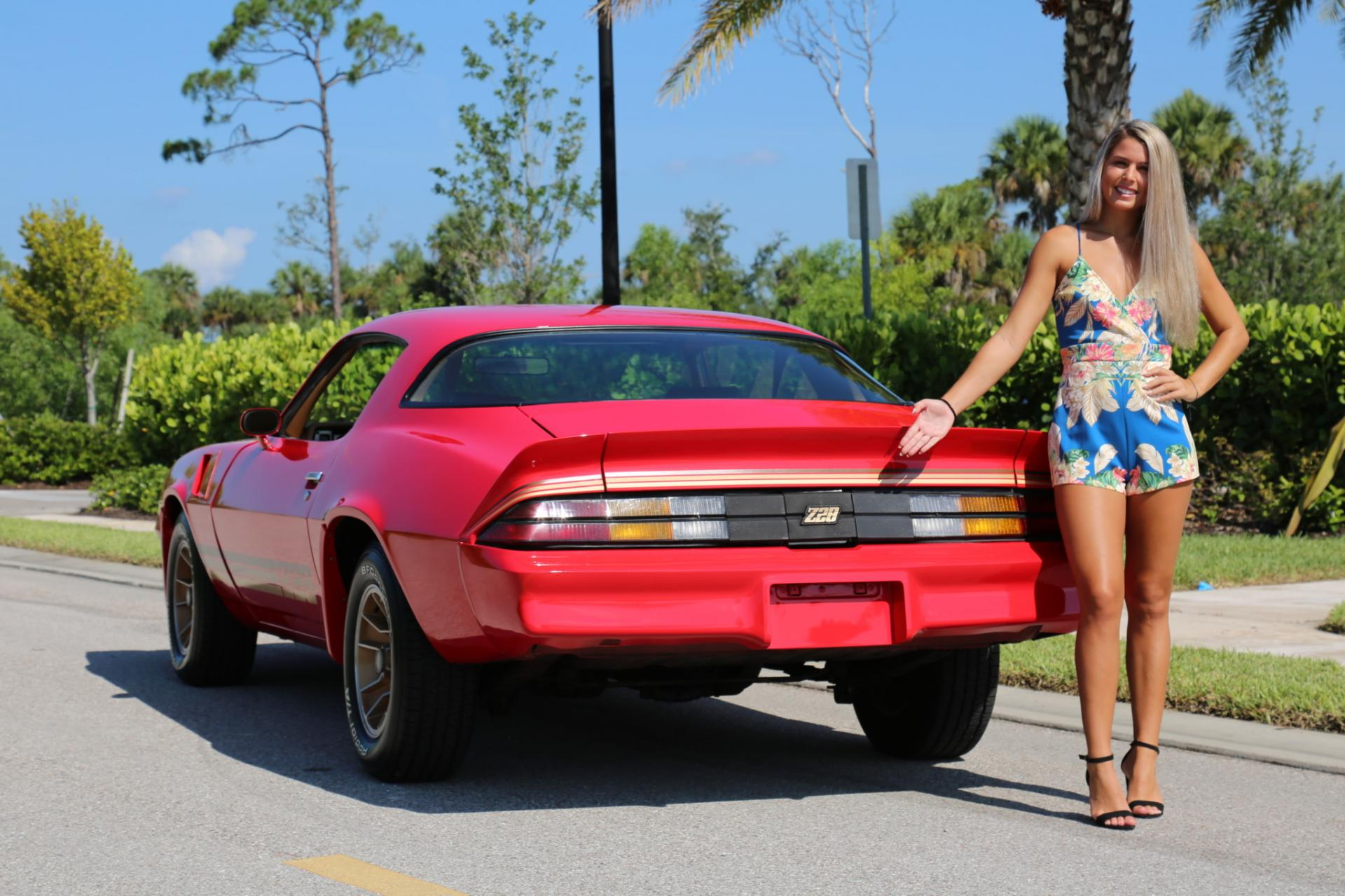 Used 1980 Chevrolet Camaro Z/28 for sale Sold at Muscle Cars for Sale Inc. in Fort Myers FL 33912 7