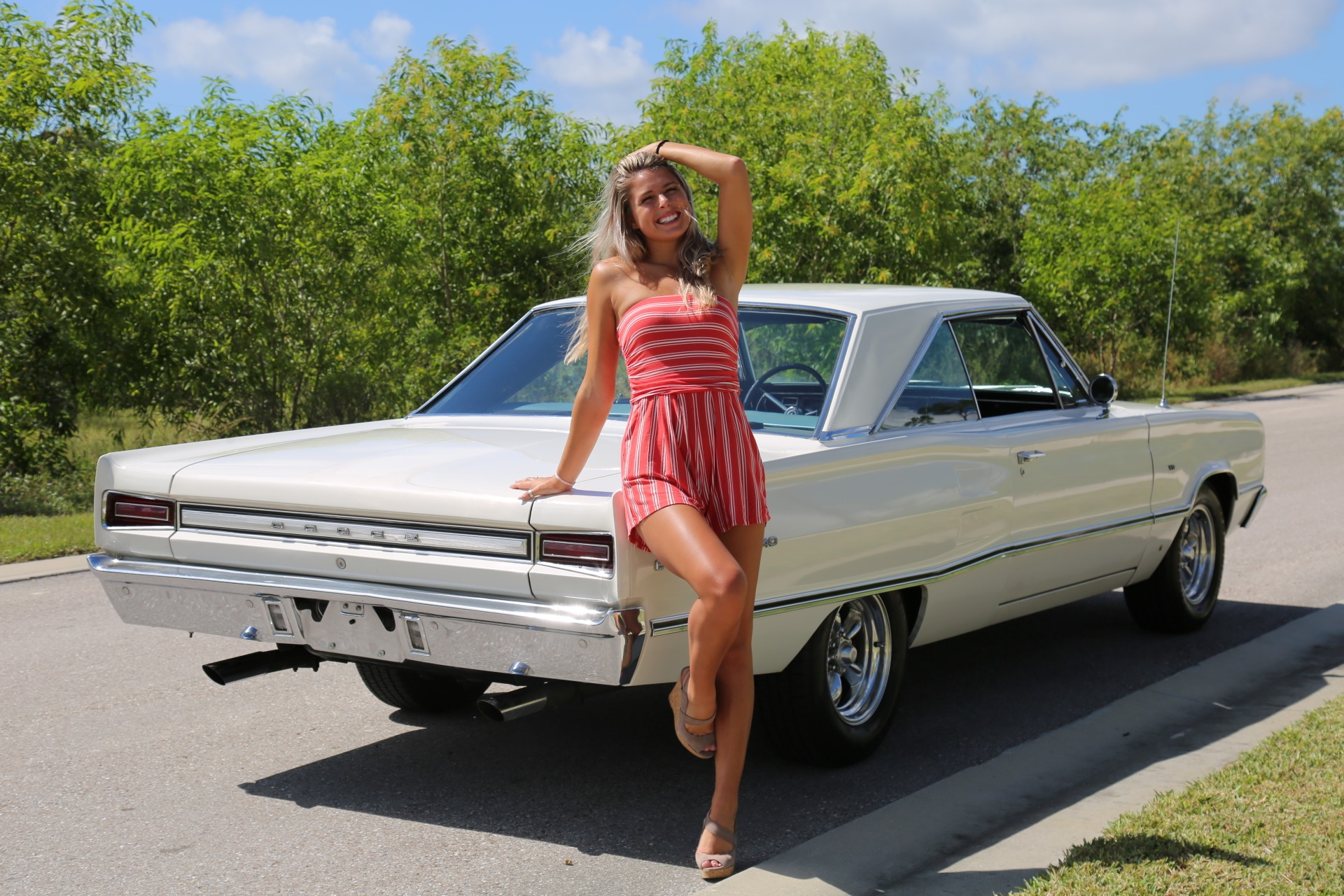 Used 1967 Dodge Coronet 440 for sale $19,900 at Muscle Cars for Sale Inc. in Fort Myers FL 33912 6