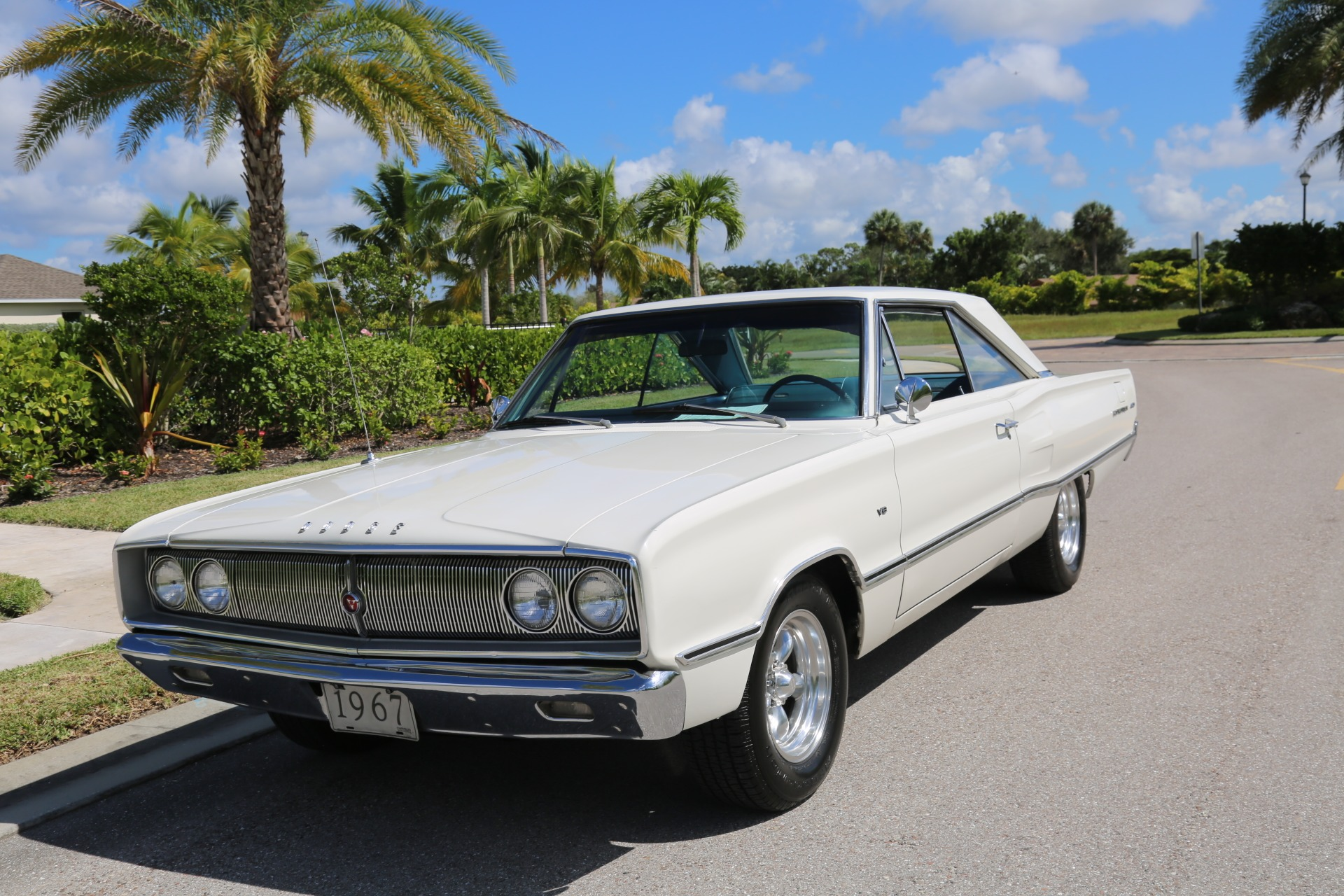 Used 1967 Dodge Coronet 440 for sale Sold at Muscle Cars for Sale Inc. in Fort Myers FL 33912 8