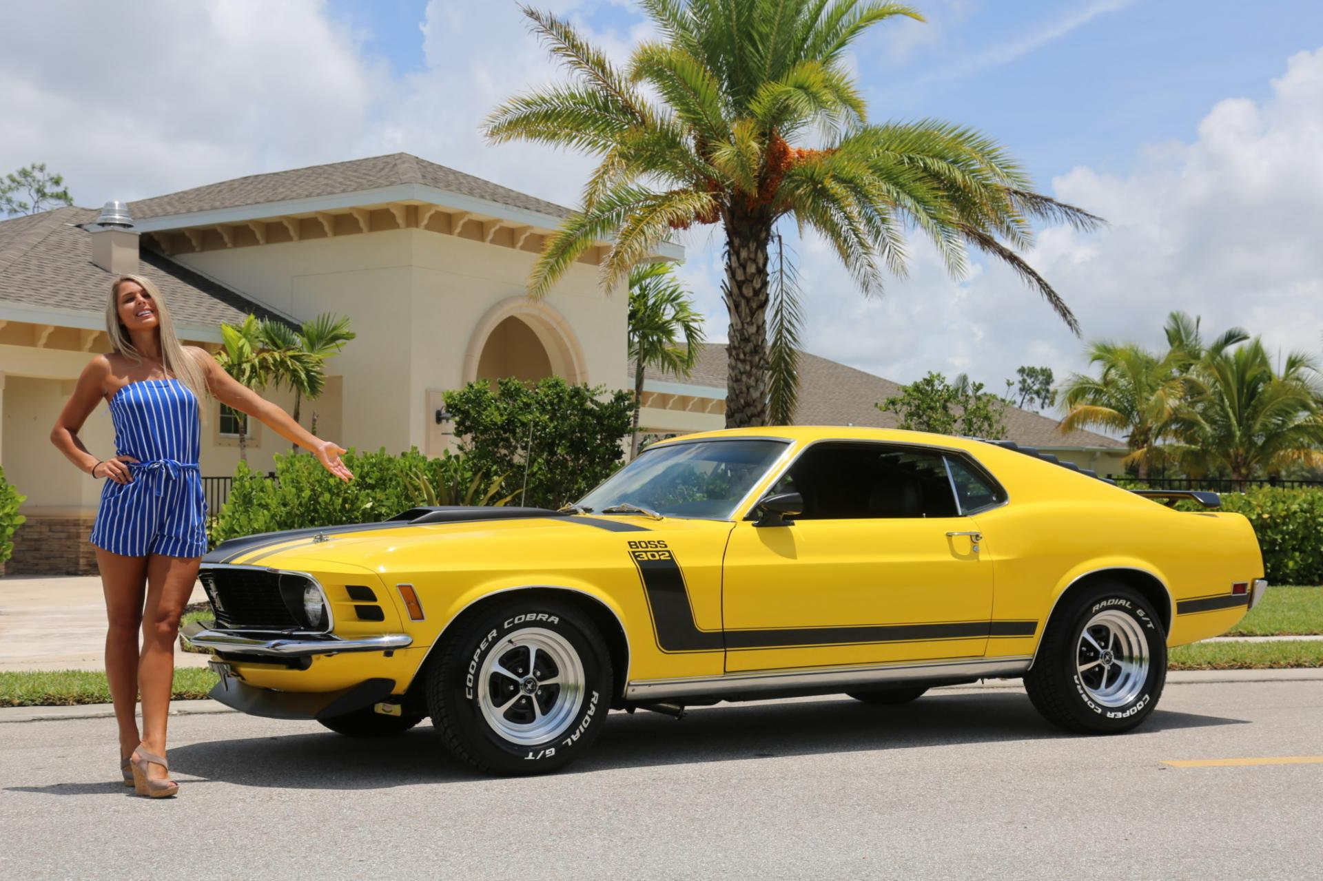 Used 1970 Ford Mustang 302 Boss for sale Sold at Muscle Cars for Sale Inc. in Fort Myers FL 33912 3