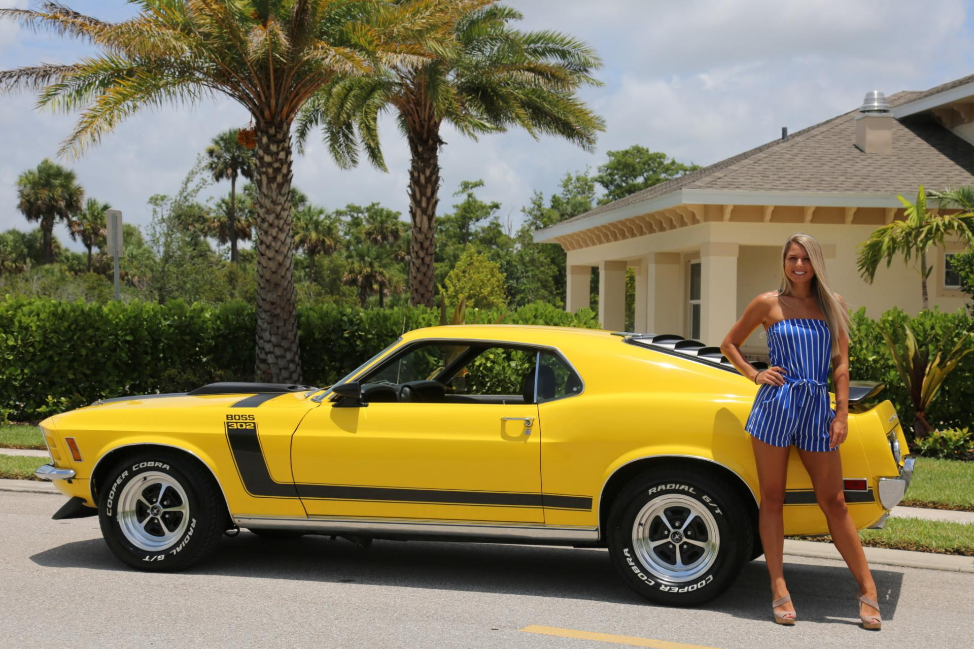 Used 1970 Ford  Mustang 302 Boss for sale Sold at Muscle Cars for Sale Inc. in Fort Myers FL 33912 5