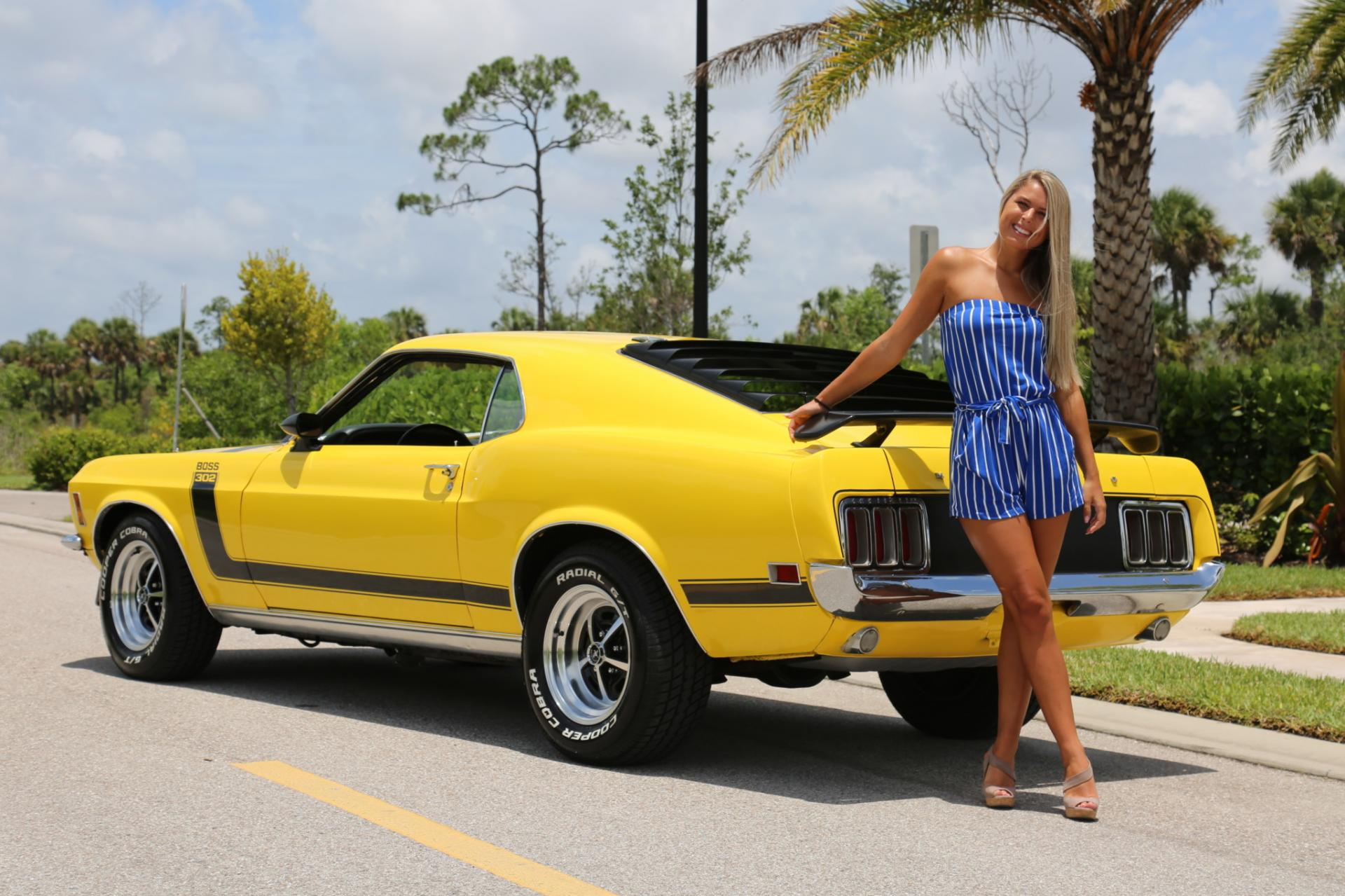 Used 1970 Ford Mustang 302 Boss for sale Sold at Muscle Cars for Sale Inc. in Fort Myers FL 33912 6