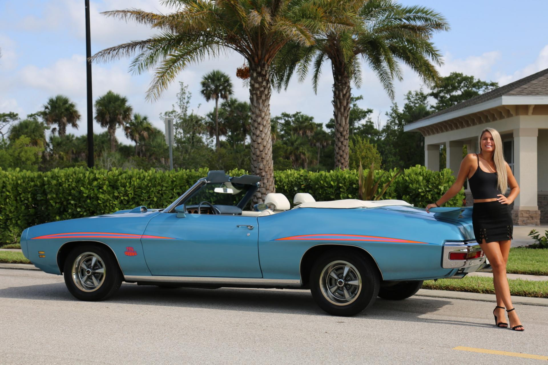 Used 1971 Pontiac GTO for sale Sold at Muscle Cars for Sale Inc. in Fort Myers FL 33912 6