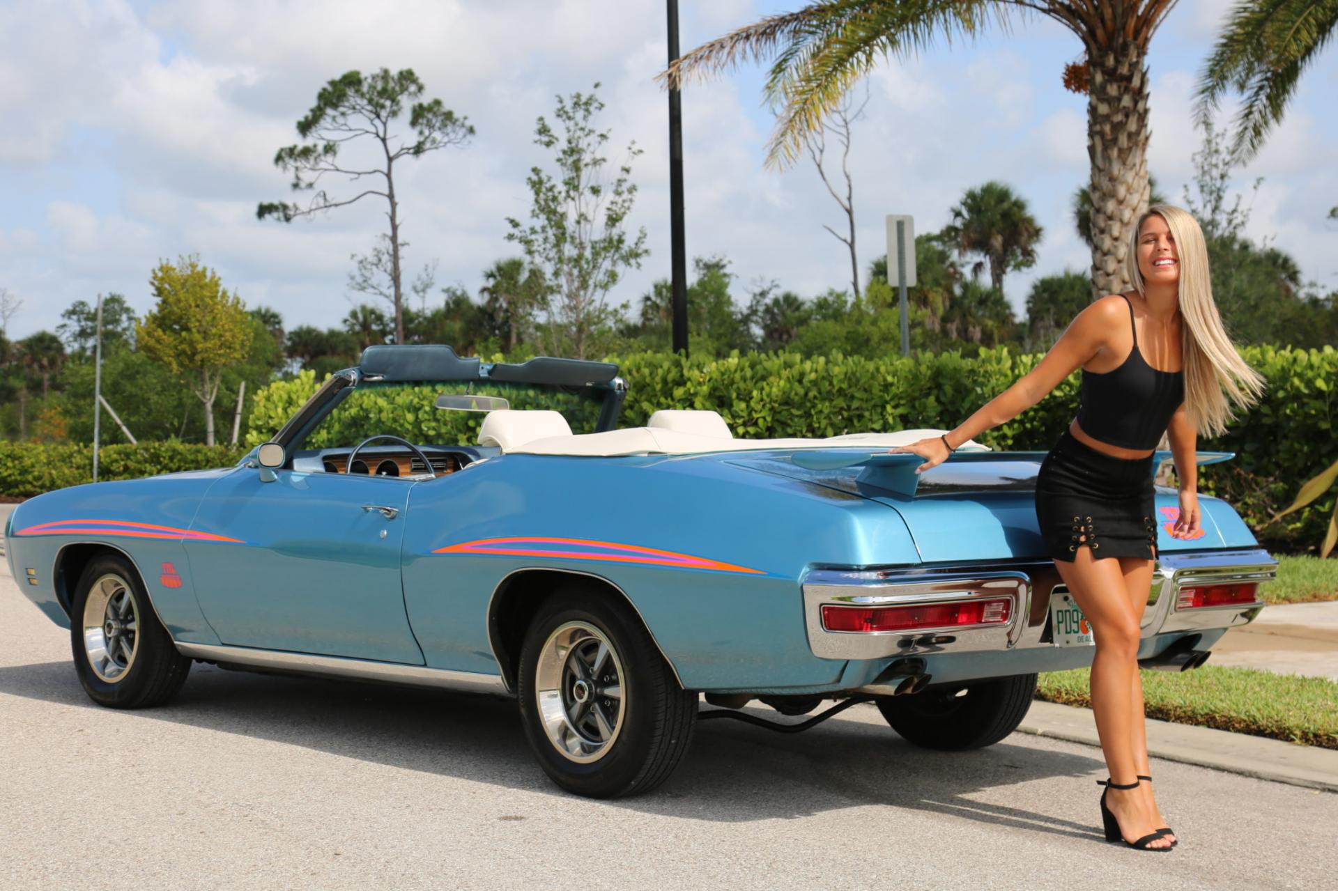 Used 1971 Pontiac GTO for sale Sold at Muscle Cars for Sale Inc. in Fort Myers FL 33912 7
