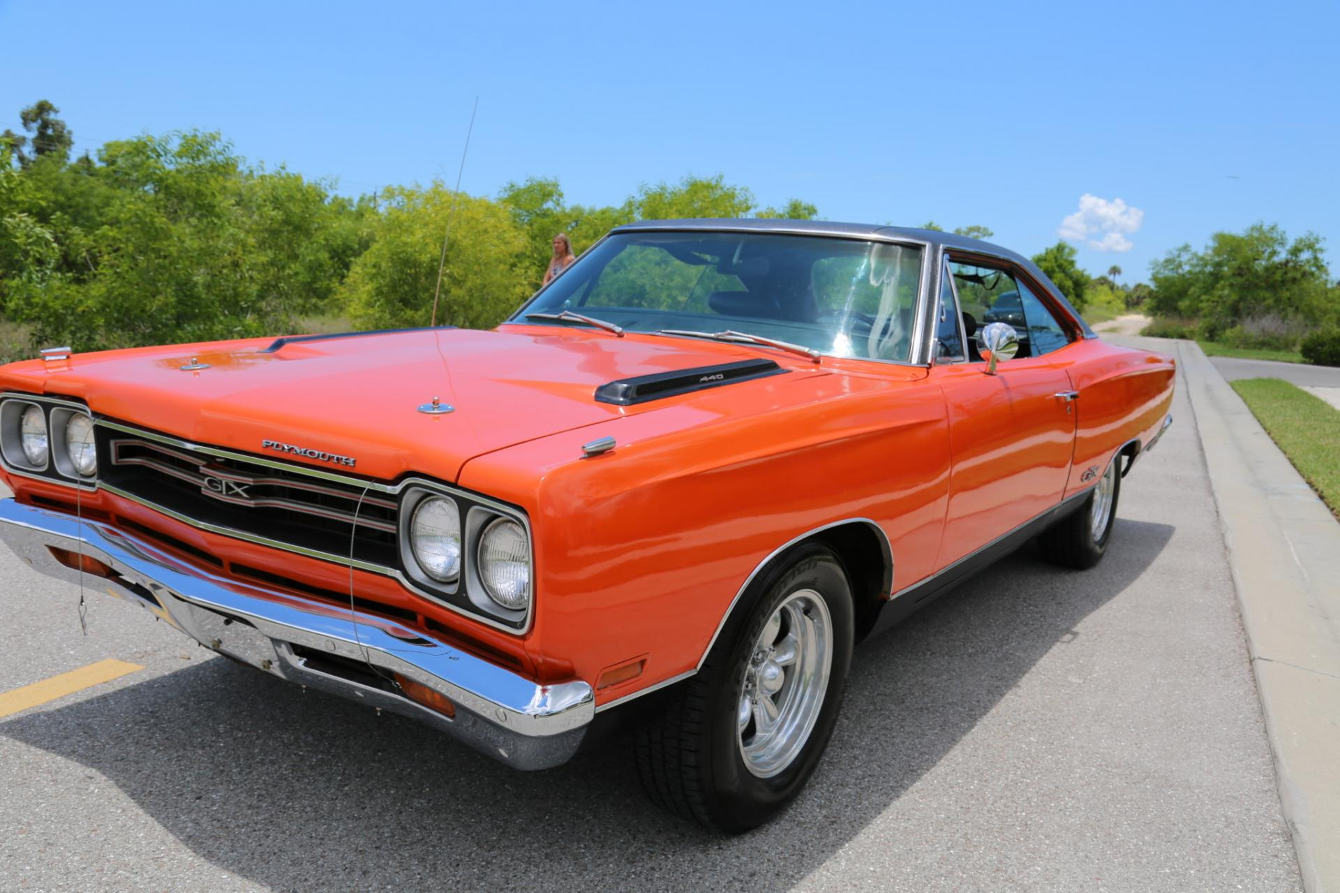 Used 1969 Plymouth GTX for sale Sold at Muscle Cars for Sale Inc. in Fort Myers FL 33912 2