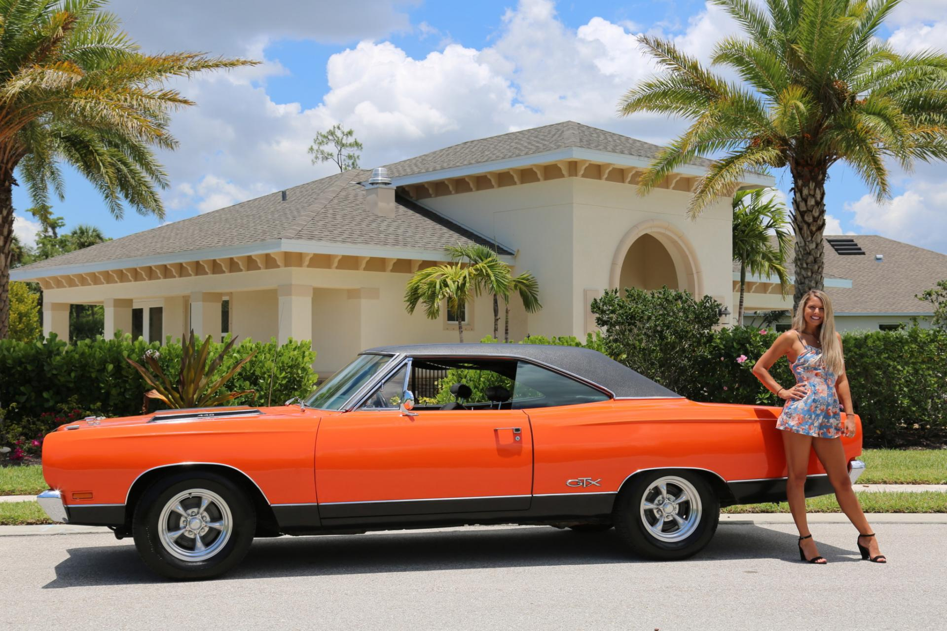Used 1969 Plymouth GTX for sale Sold at Muscle Cars for Sale Inc. in Fort Myers FL 33912 3