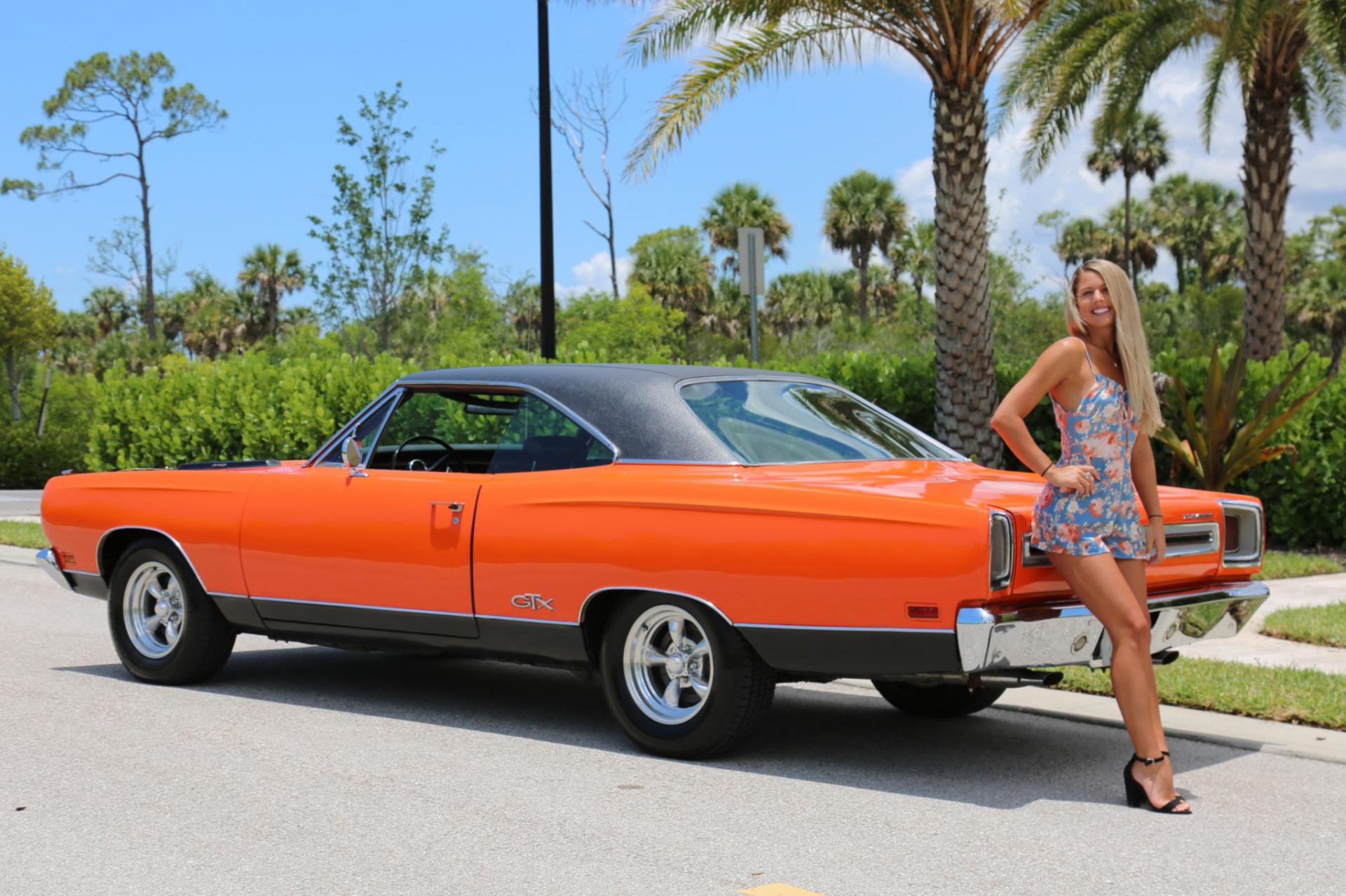 Used 1969 Plymouth GTX for sale Sold at Muscle Cars for Sale Inc. in Fort Myers FL 33912 4
