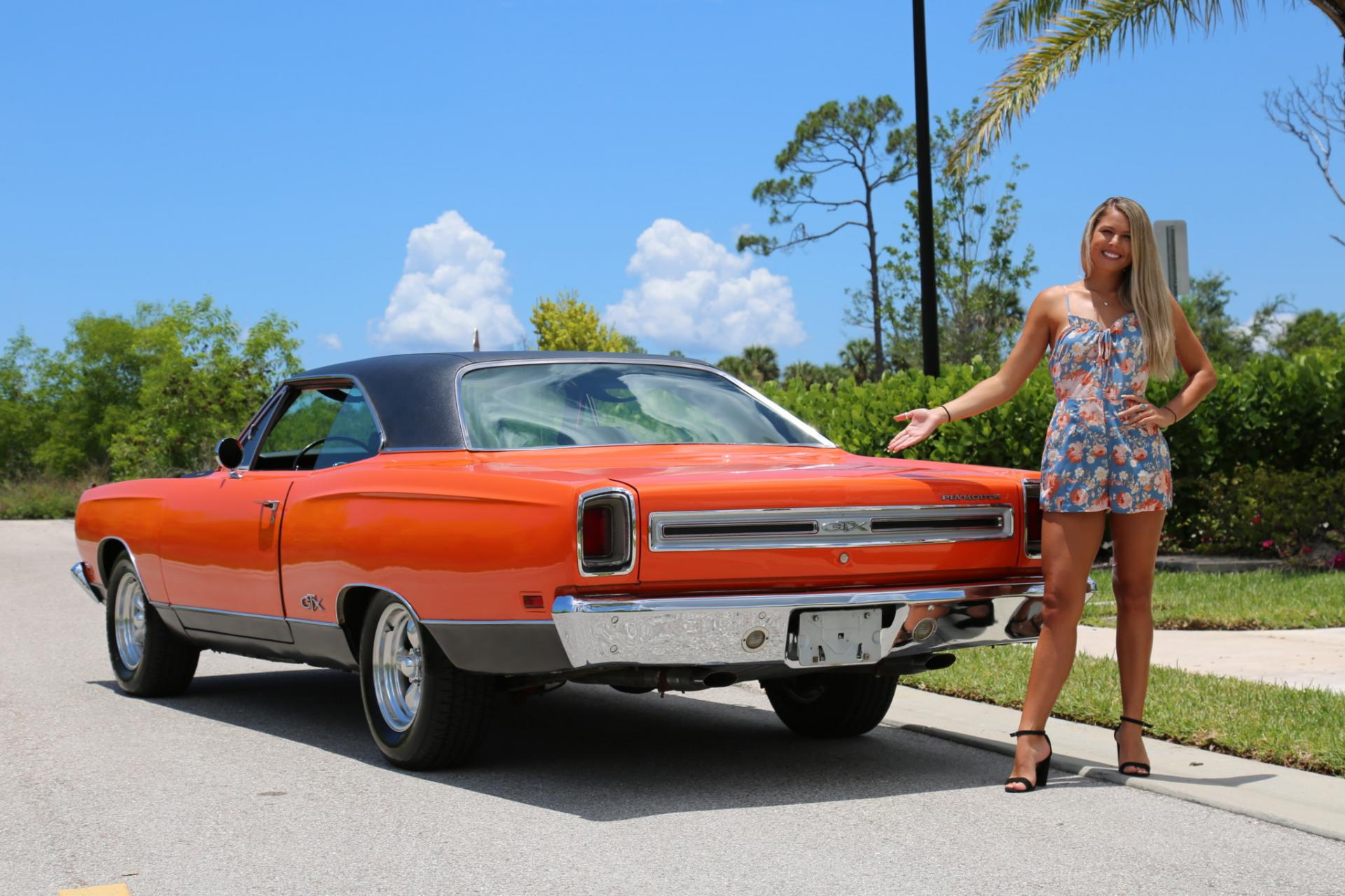 Used 1969 Plymouth GTX for sale Sold at Muscle Cars for Sale Inc. in Fort Myers FL 33912 5