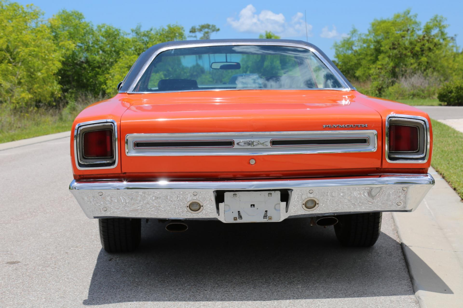 Used 1969 Plymouth GTX for sale Sold at Muscle Cars for Sale Inc. in Fort Myers FL 33912 7