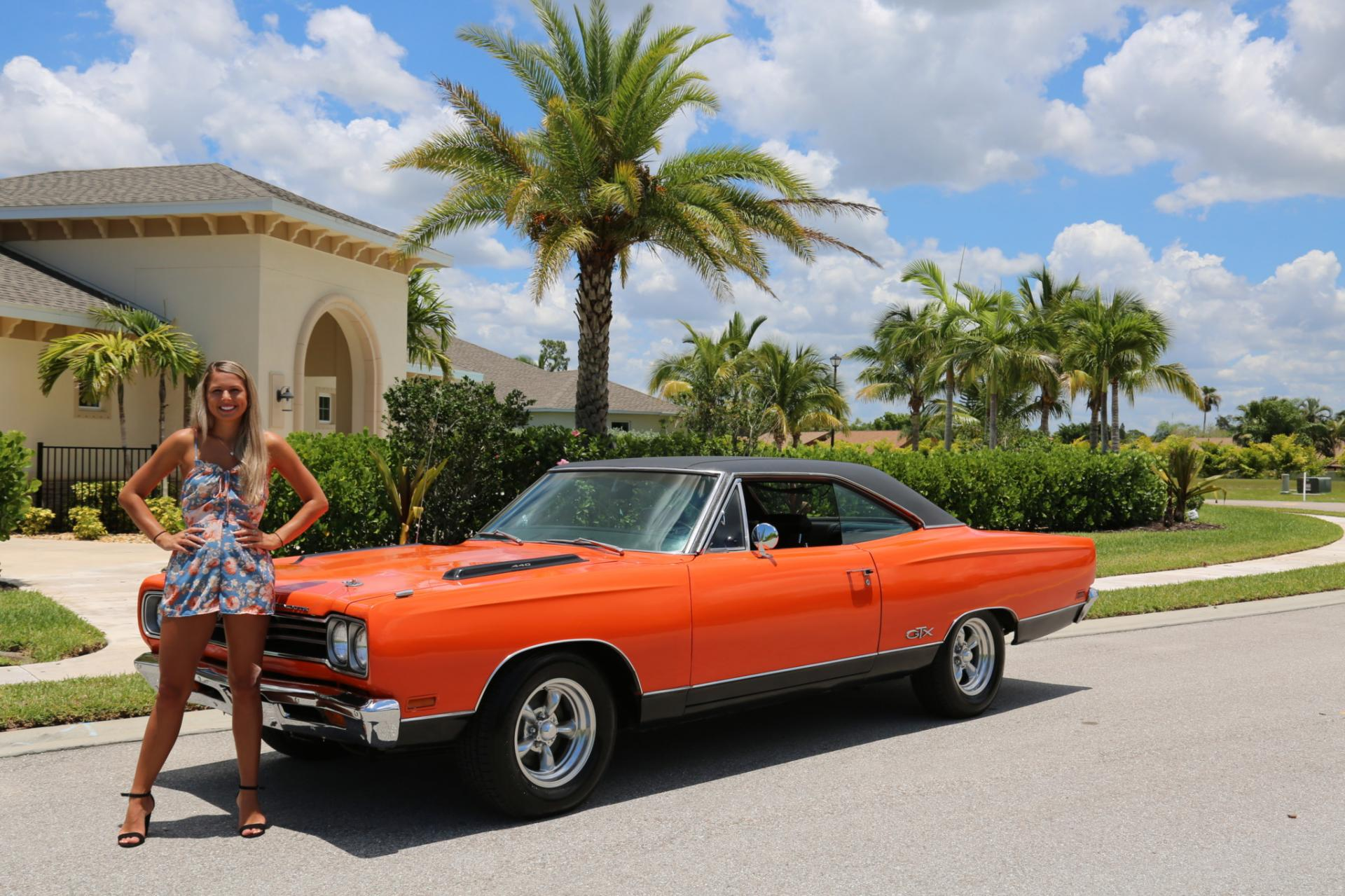 Used 1969 Plymouth GTX for sale Sold at Muscle Cars for Sale Inc. in Fort Myers FL 33912 1