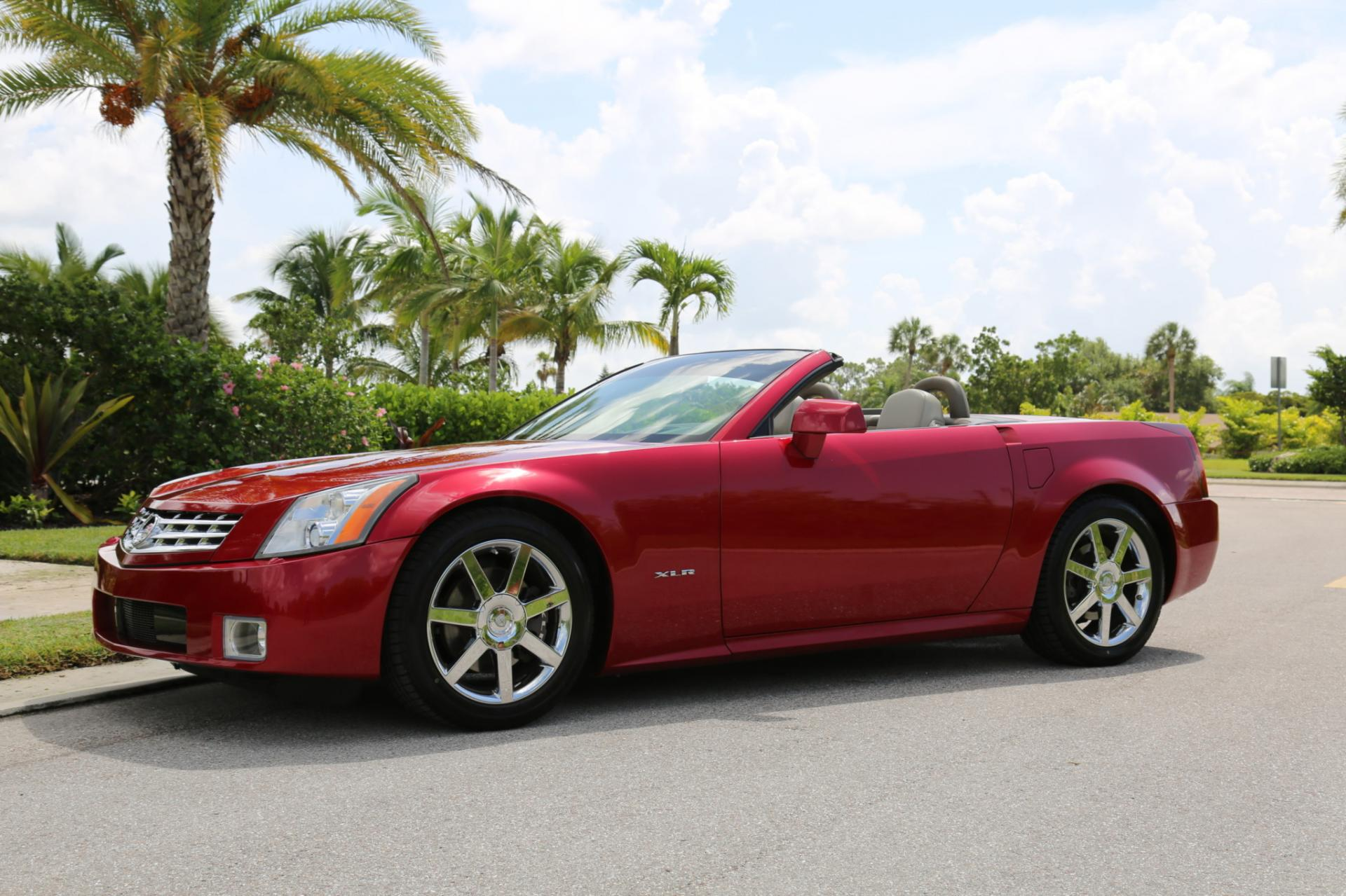 Used 2004 Cadillac XLR for sale Sold at Muscle Cars for Sale Inc. in Fort Myers FL 33912 2