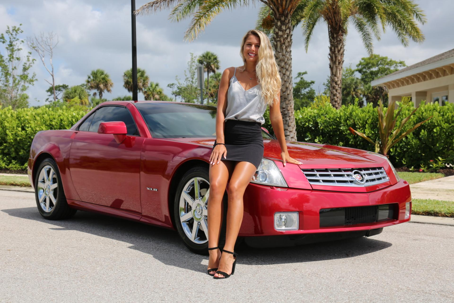 Used 2004 Cadillac XLR for sale Sold at Muscle Cars for Sale Inc. in Fort Myers FL 33912 3
