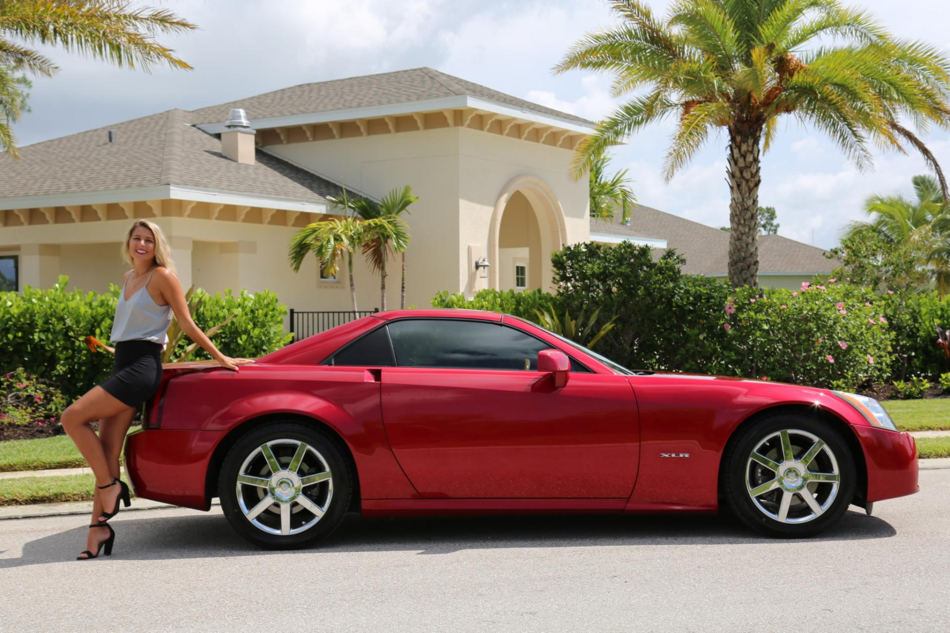 Used 2004 Cadillac XLR for sale Sold at Muscle Cars for Sale Inc. in Fort Myers FL 33912 4