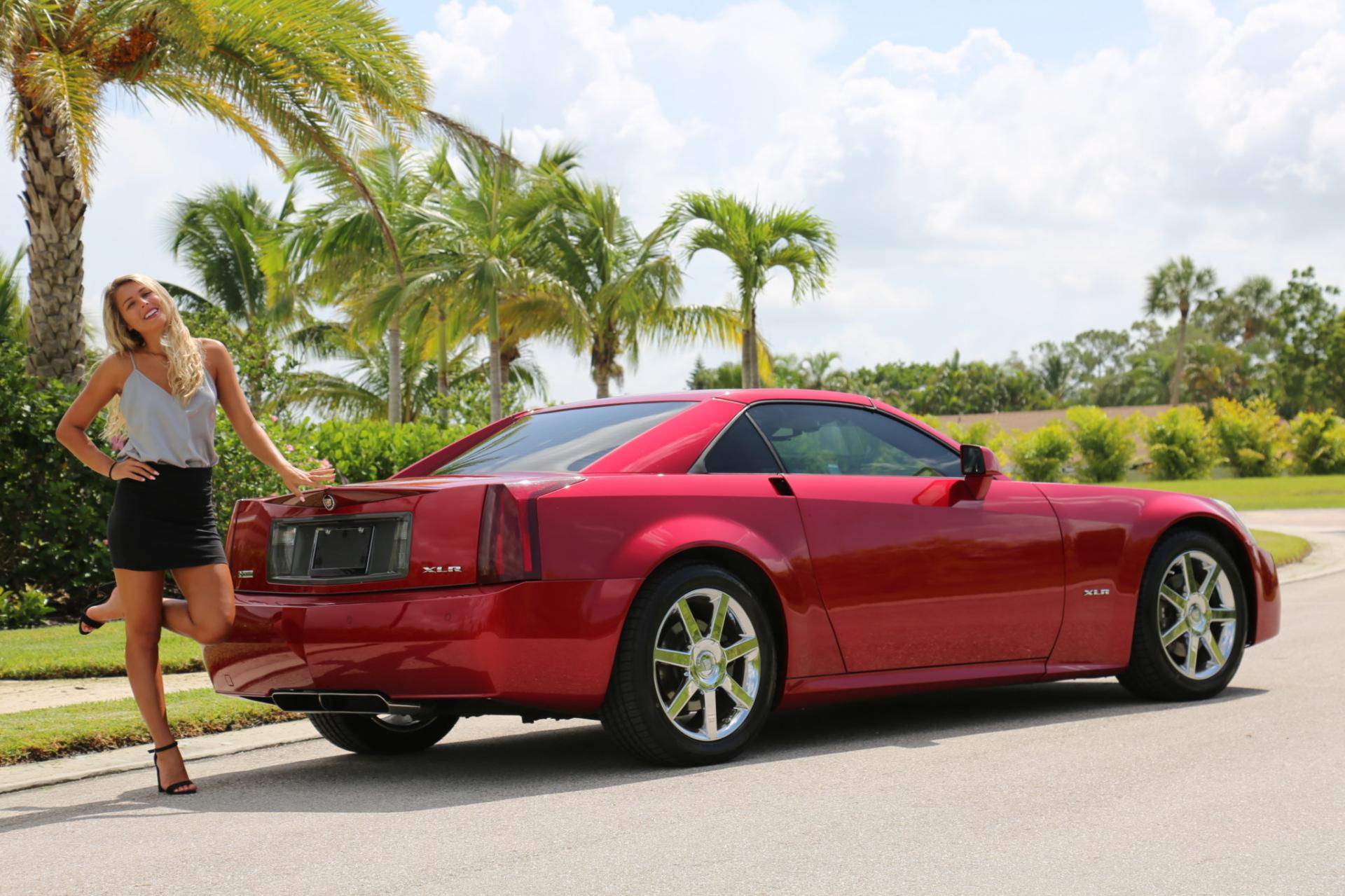 Used 2004 Cadillac XLR for sale Sold at Muscle Cars for Sale Inc. in Fort Myers FL 33912 5