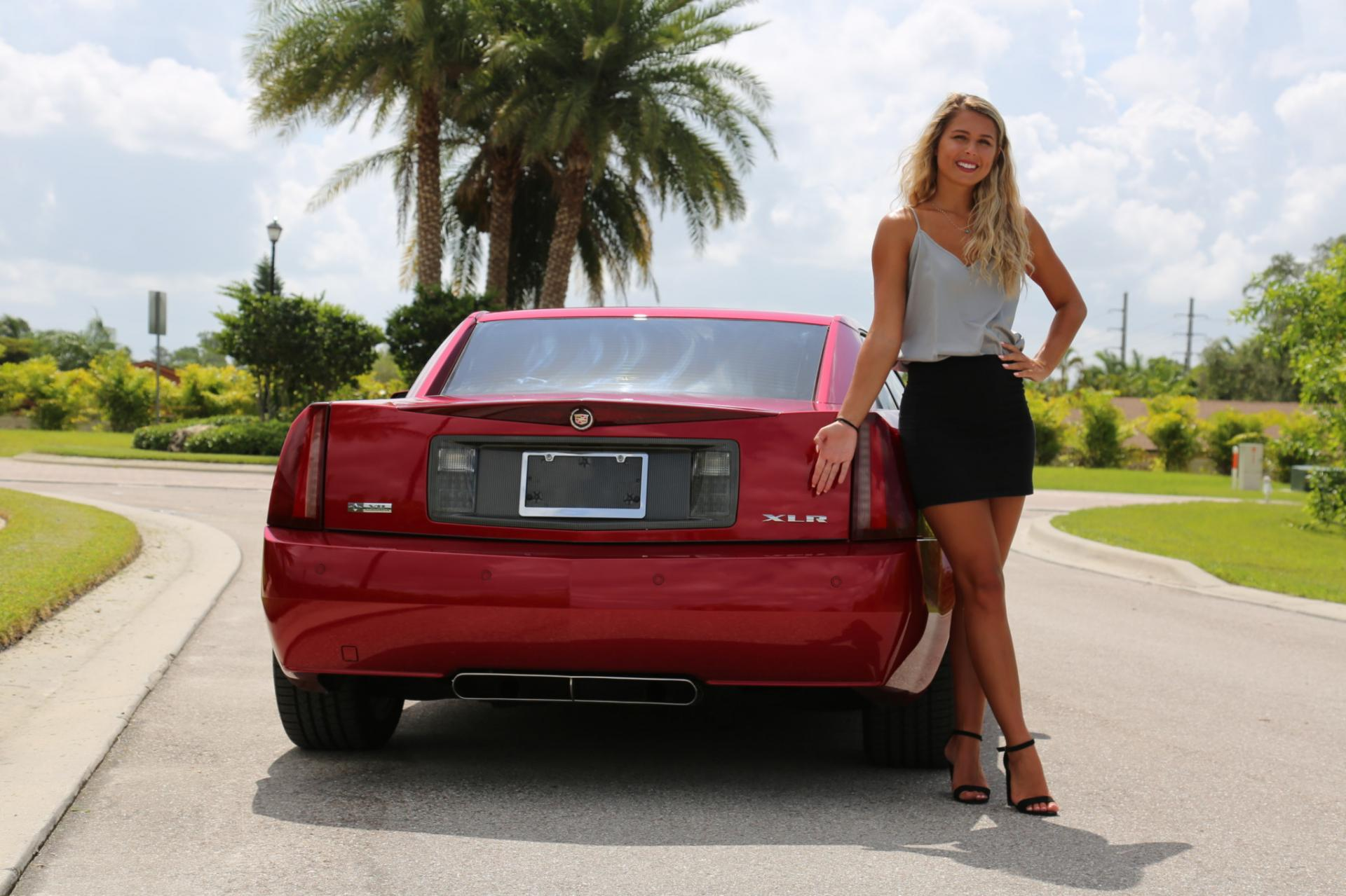 Used 2004 Cadillac XLR for sale Sold at Muscle Cars for Sale Inc. in Fort Myers FL 33912 6