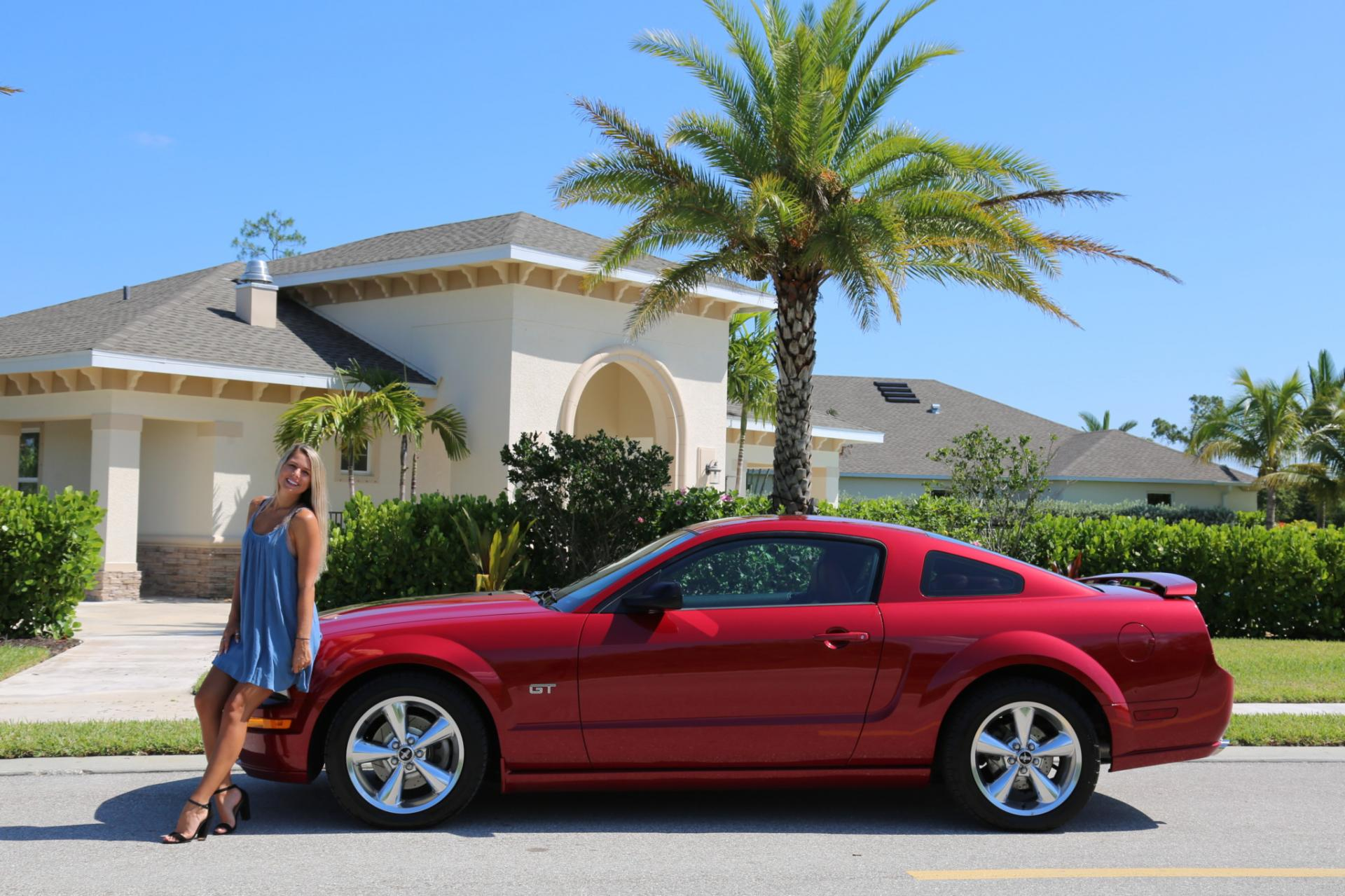 Used 2008 Ford  Mustang for sale $19,900 at Muscle Cars for Sale Inc. in Fort Myers FL 33912 2