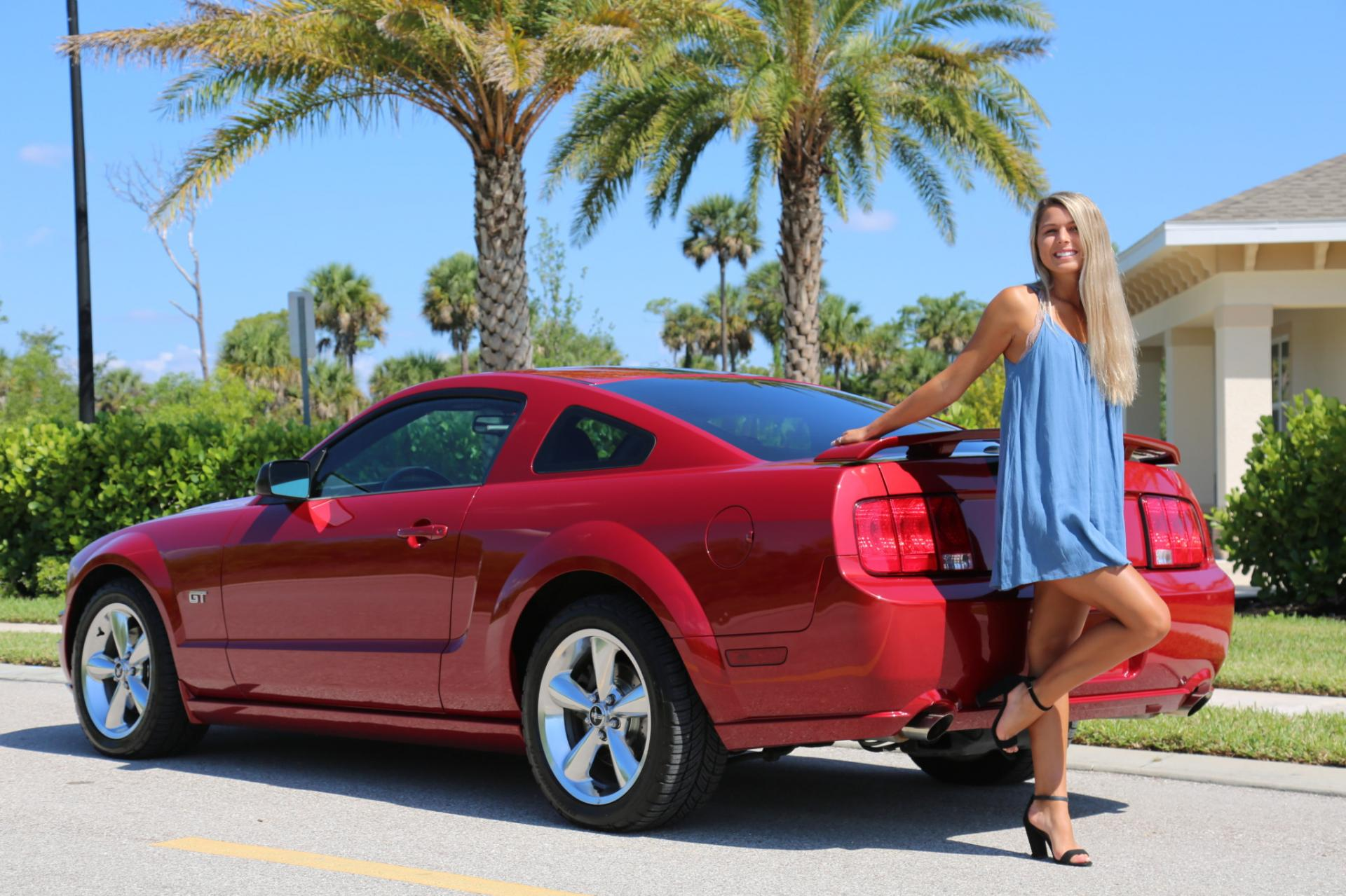 Used 2008 Ford  Mustang for sale $19,900 at Muscle Cars for Sale Inc. in Fort Myers FL 33912 4