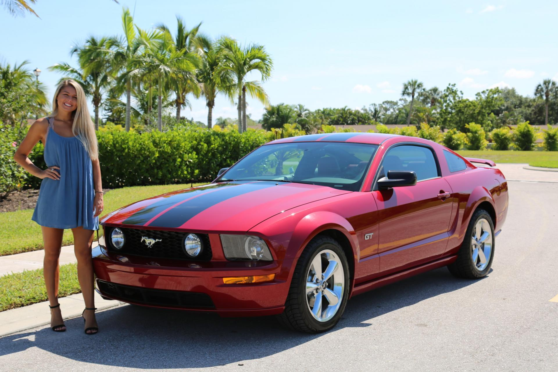 Used 2008 Ford  Mustang for sale $19,900 at Muscle Cars for Sale Inc. in Fort Myers FL 33912 6
