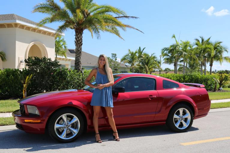 Used 2008 Ford Mustang for sale $17,500 at Muscle Cars for Sale Inc. in Fort Myers FL