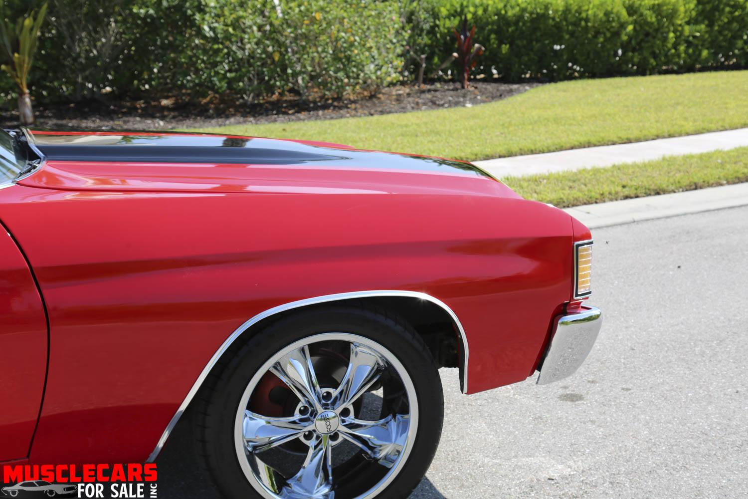 Used 1972 Chevrolet Chevelle for sale Sold at Muscle Cars for Sale Inc. in Fort Myers FL 33912 5