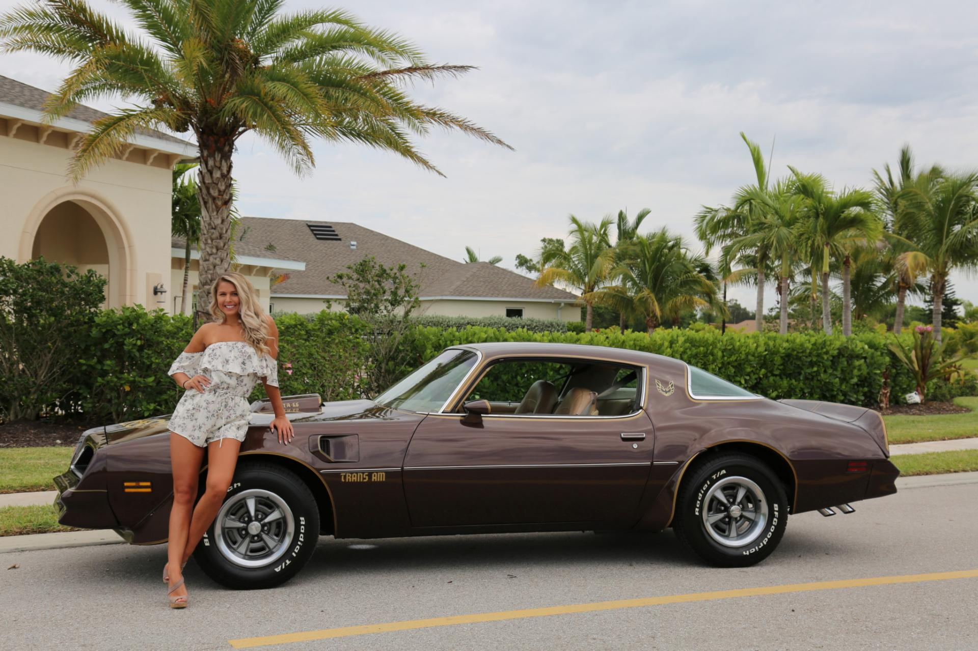 Used 1977 Pontiac  Trans Am for sale Sold at Muscle Cars for Sale Inc. in Fort Myers FL 33912 2