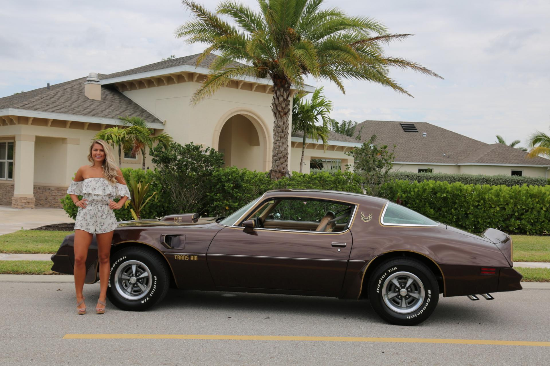 Used 1977 Pontiac Trans Am for sale Sold at Muscle Cars for Sale Inc. in Fort Myers FL 33912 3