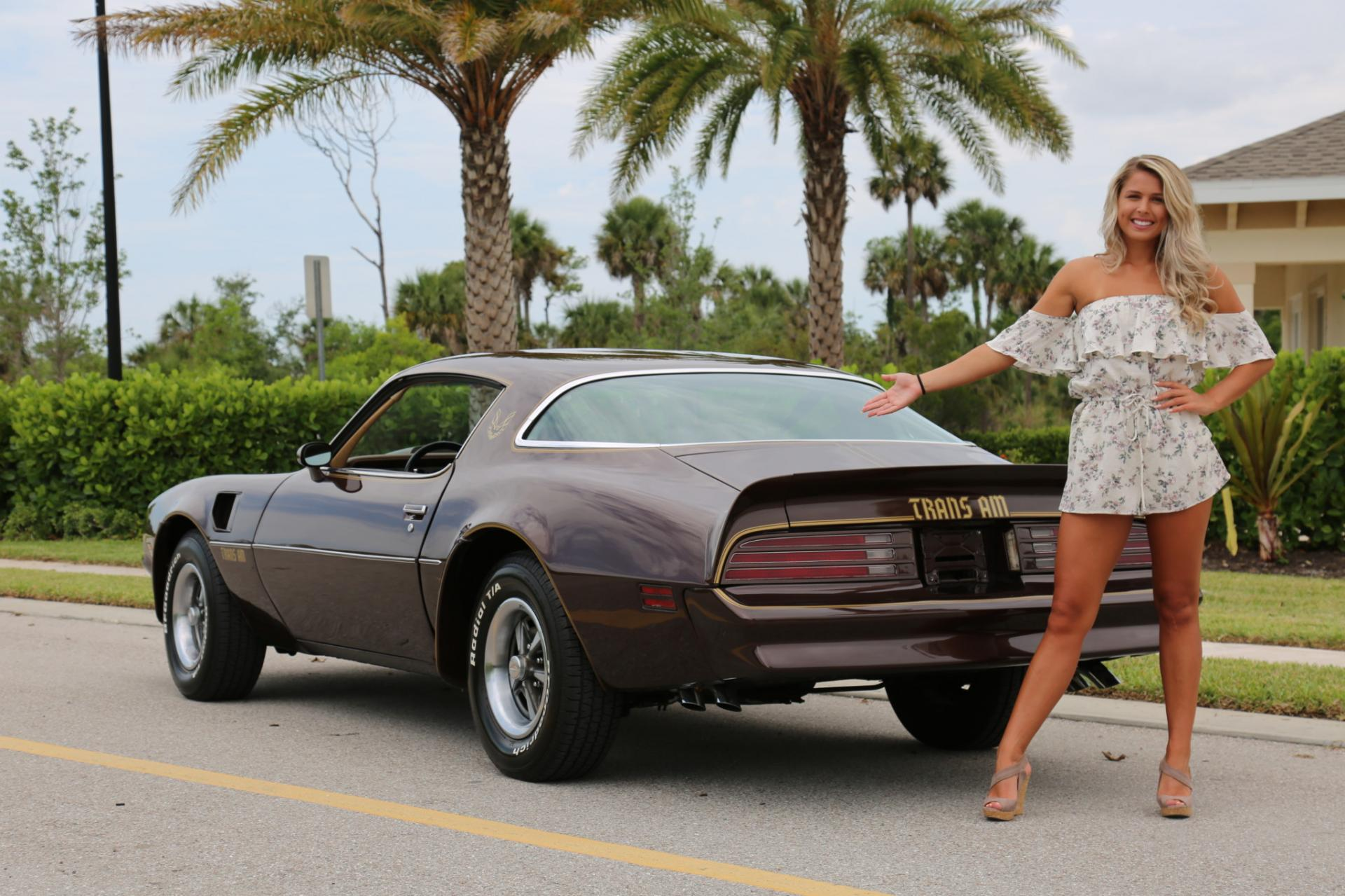 Used 1977 Pontiac Trans Am for sale Sold at Muscle Cars for Sale Inc. in Fort Myers FL 33912 4