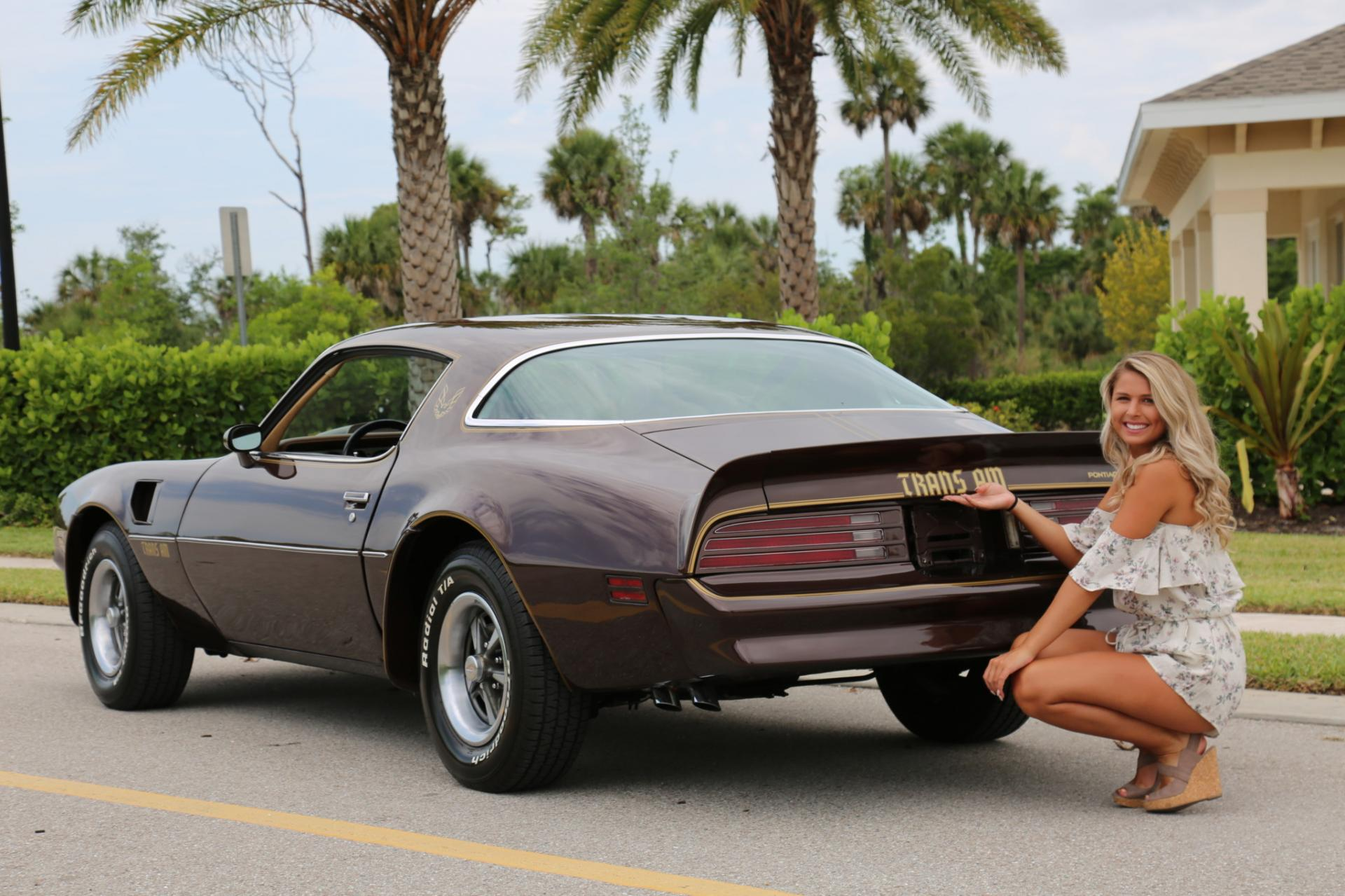 Used 1977 Pontiac Trans Am for sale Sold at Muscle Cars for Sale Inc. in Fort Myers FL 33912 5