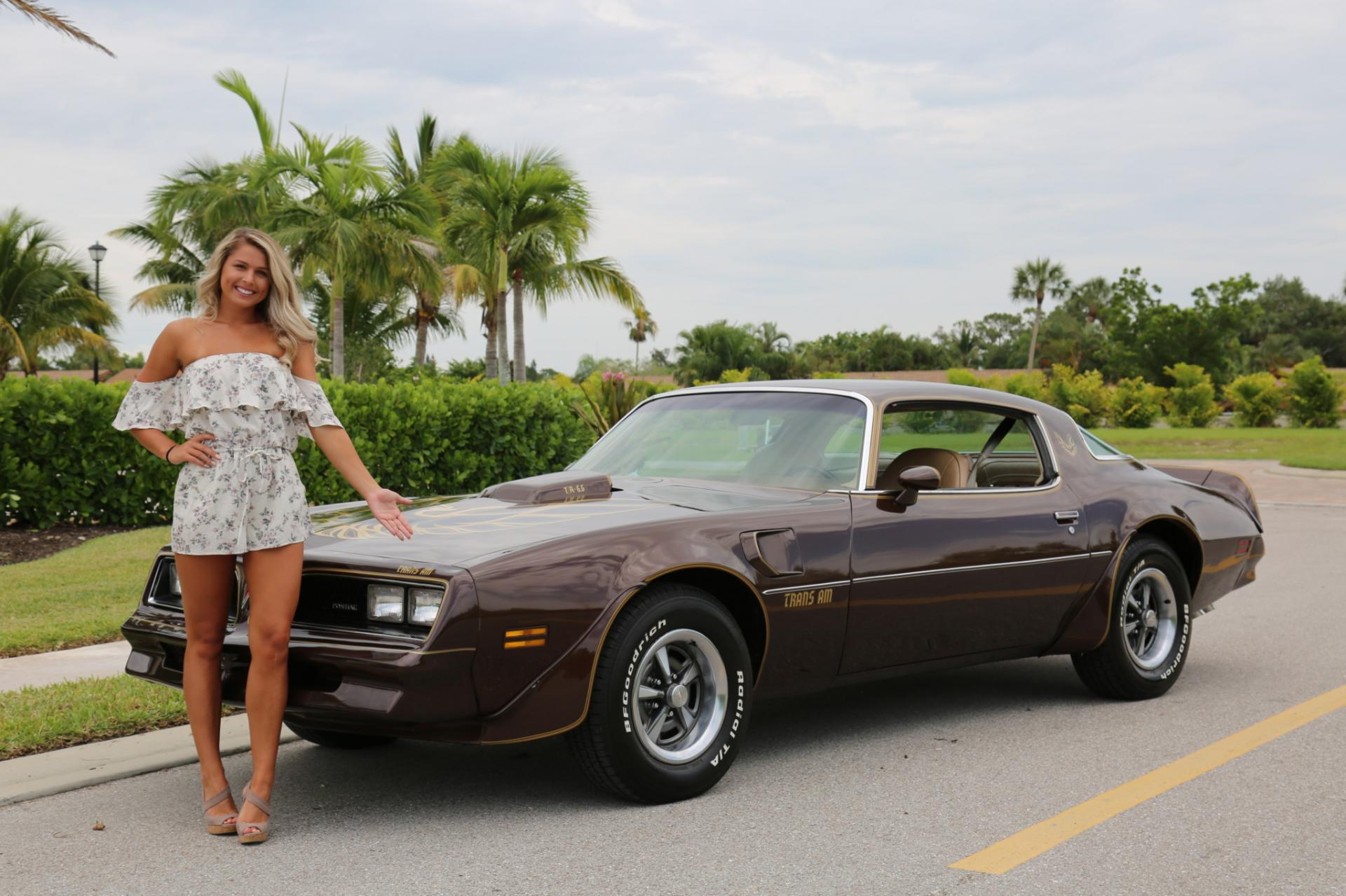Used 1977 Pontiac Trans Am for sale Sold at Muscle Cars for Sale Inc. in Fort Myers FL 33912 8