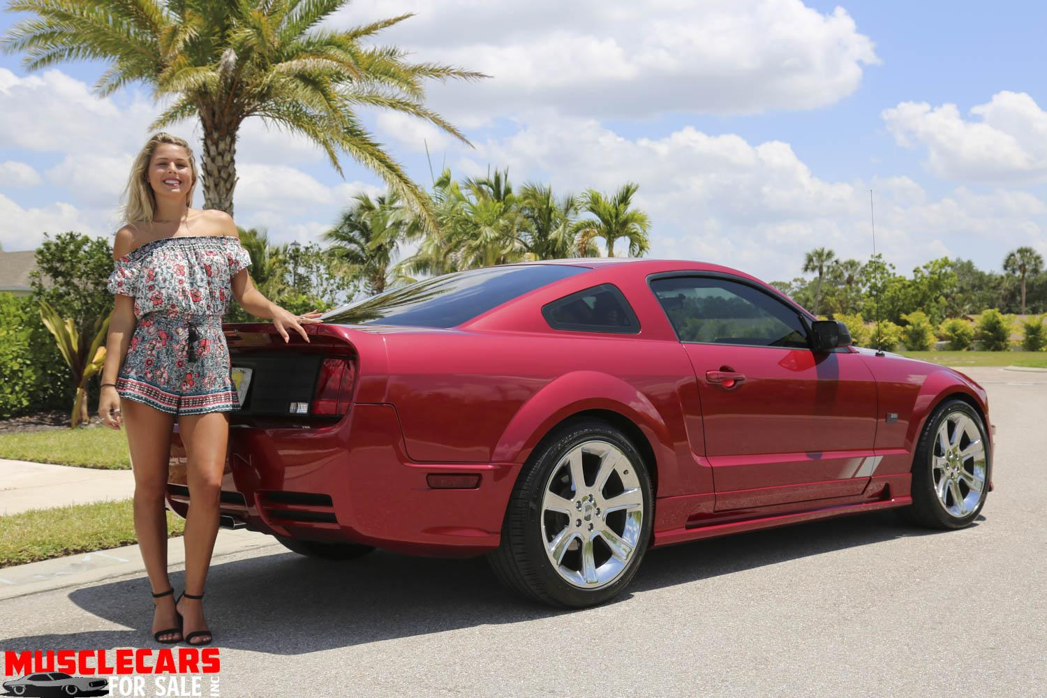 Used 2005 Ford Mustang Saleen Saleen for sale Sold at Muscle Cars for Sale Inc. in Fort Myers FL 33912 6