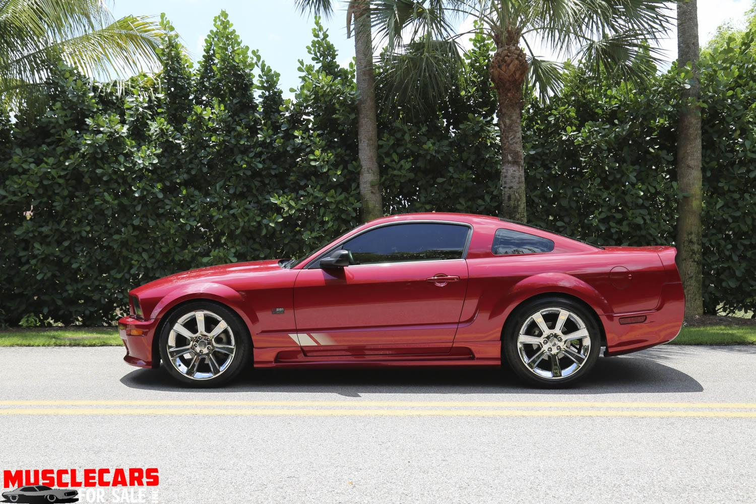 Used 2005 Ford  Mustang Saleen for sale $24,500 at Muscle Cars for Sale Inc. in Fort Myers FL 33912 7