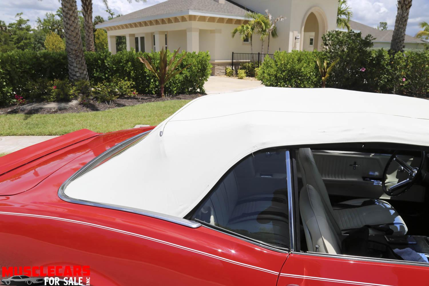 Used 1967 Chevrolet Camaro SS for sale Sold at Muscle Cars for Sale Inc. in Fort Myers FL 33912 4
